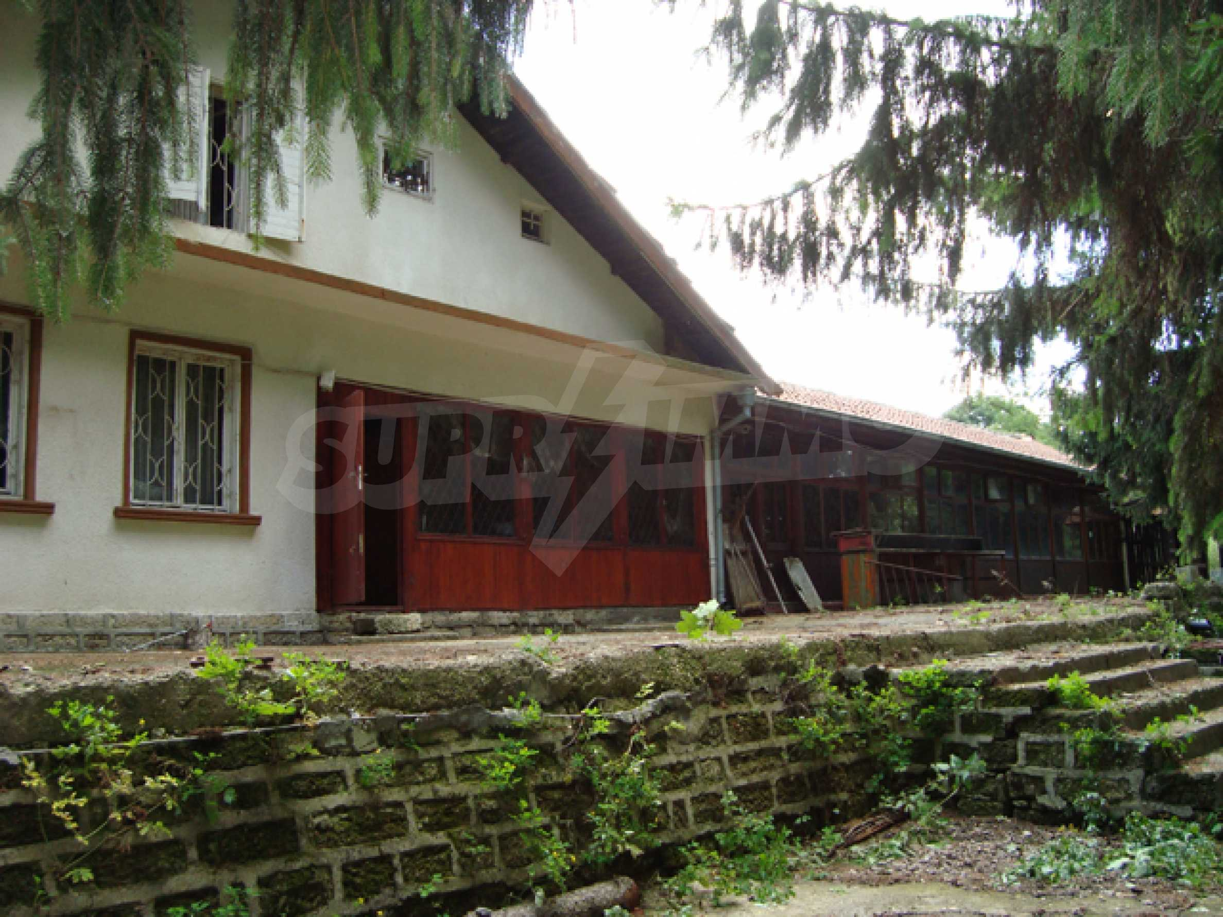 A big house for sale near Varna