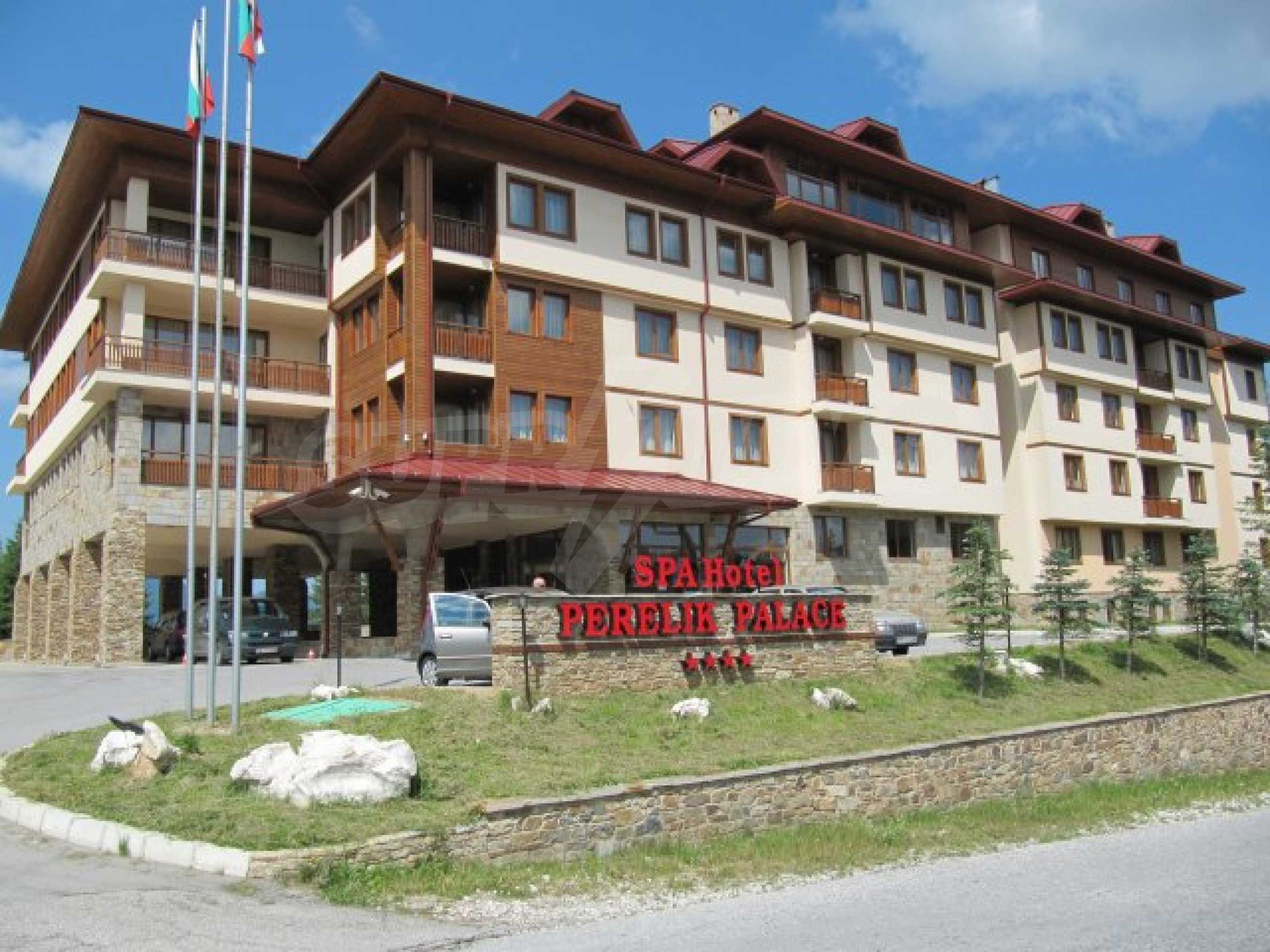 Contemporary hotel on panoramic location close to Pamporovo 1