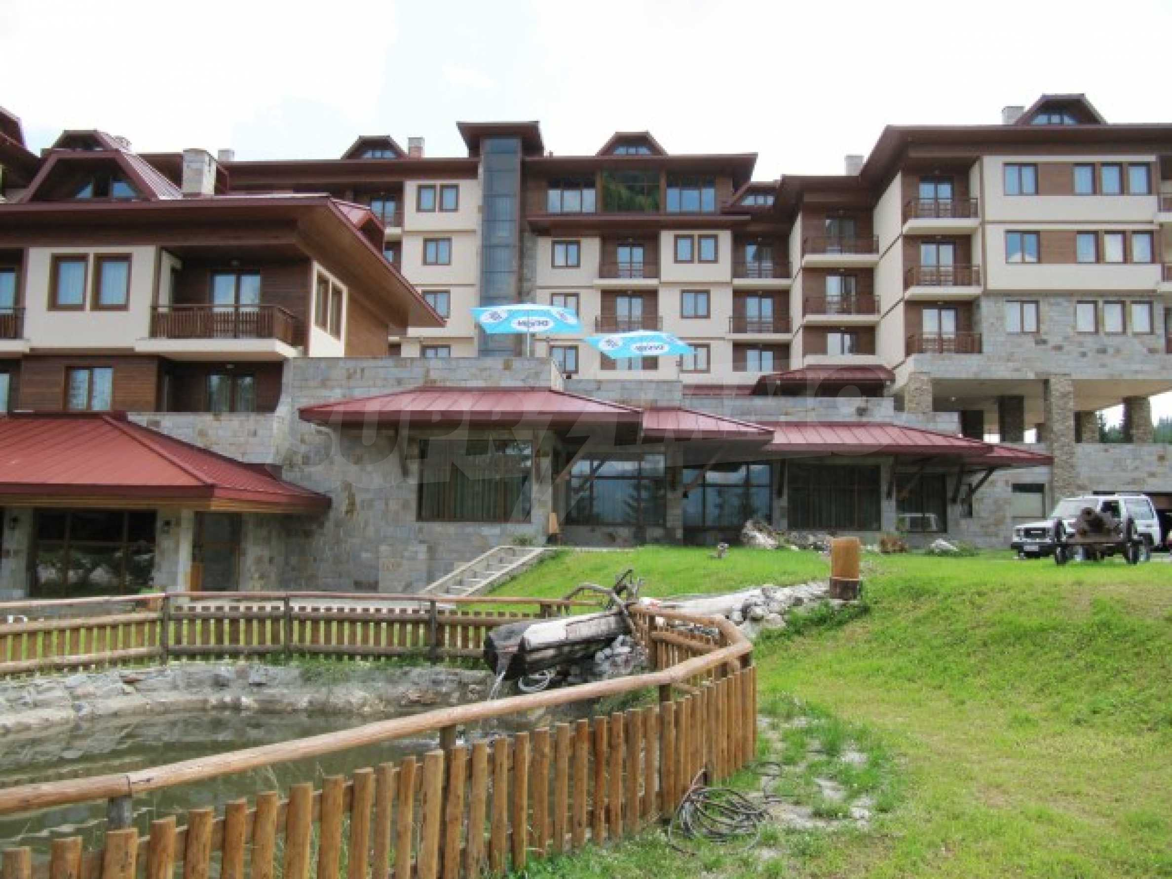 Contemporary hotel on panoramic location close to Pamporovo 3