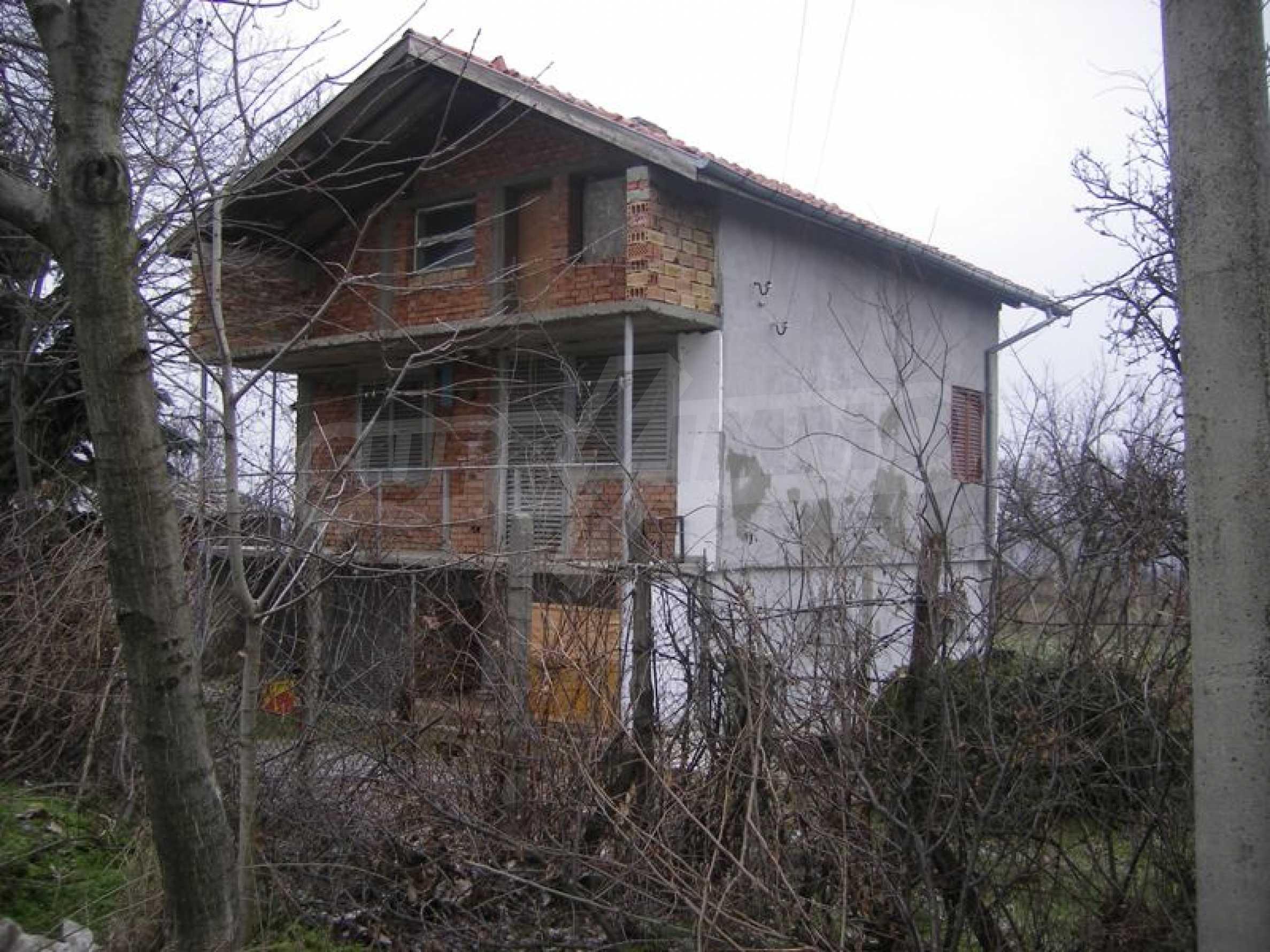 Къща в село Щръклево