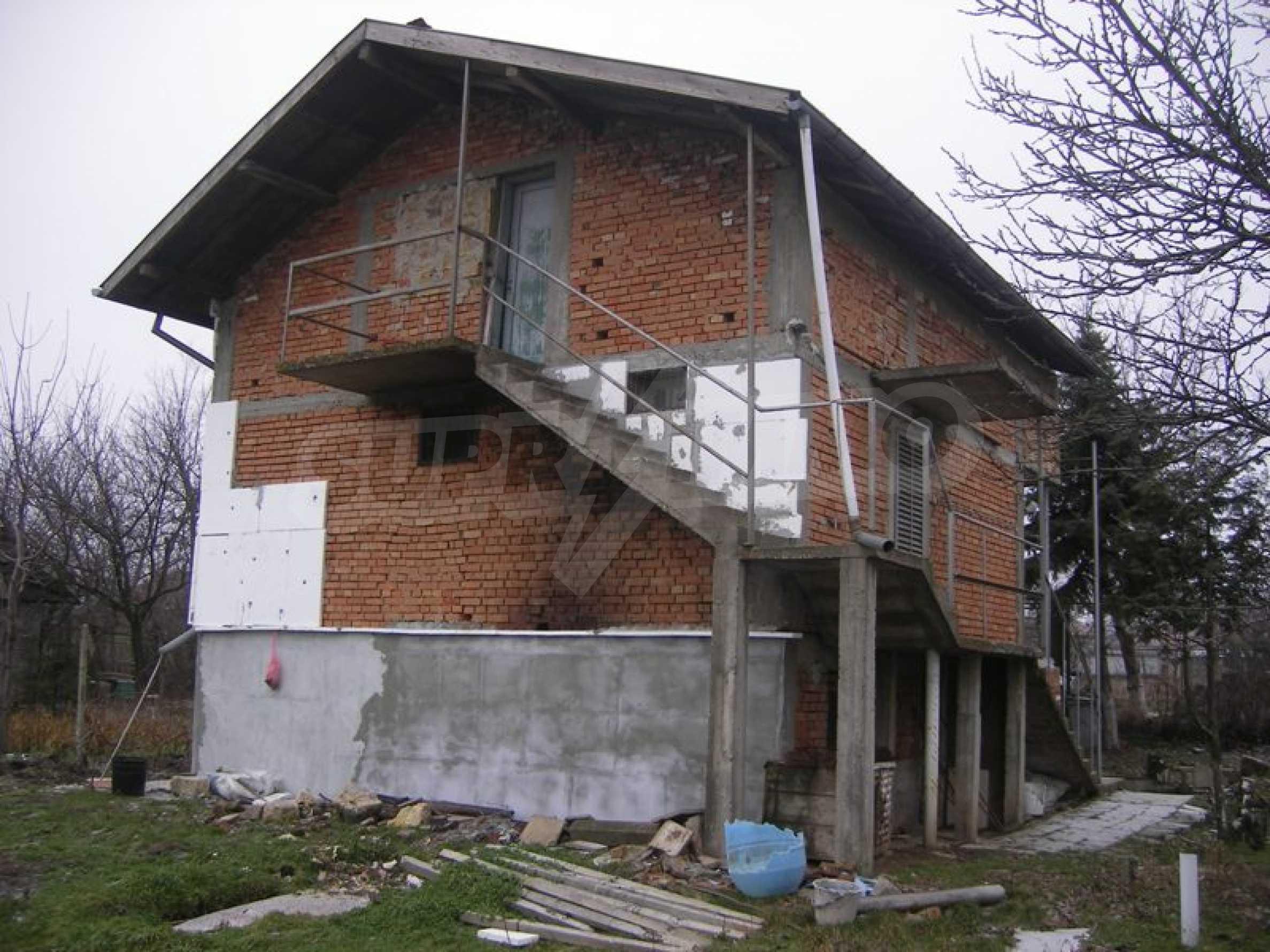 Къща в село Щръклево 3