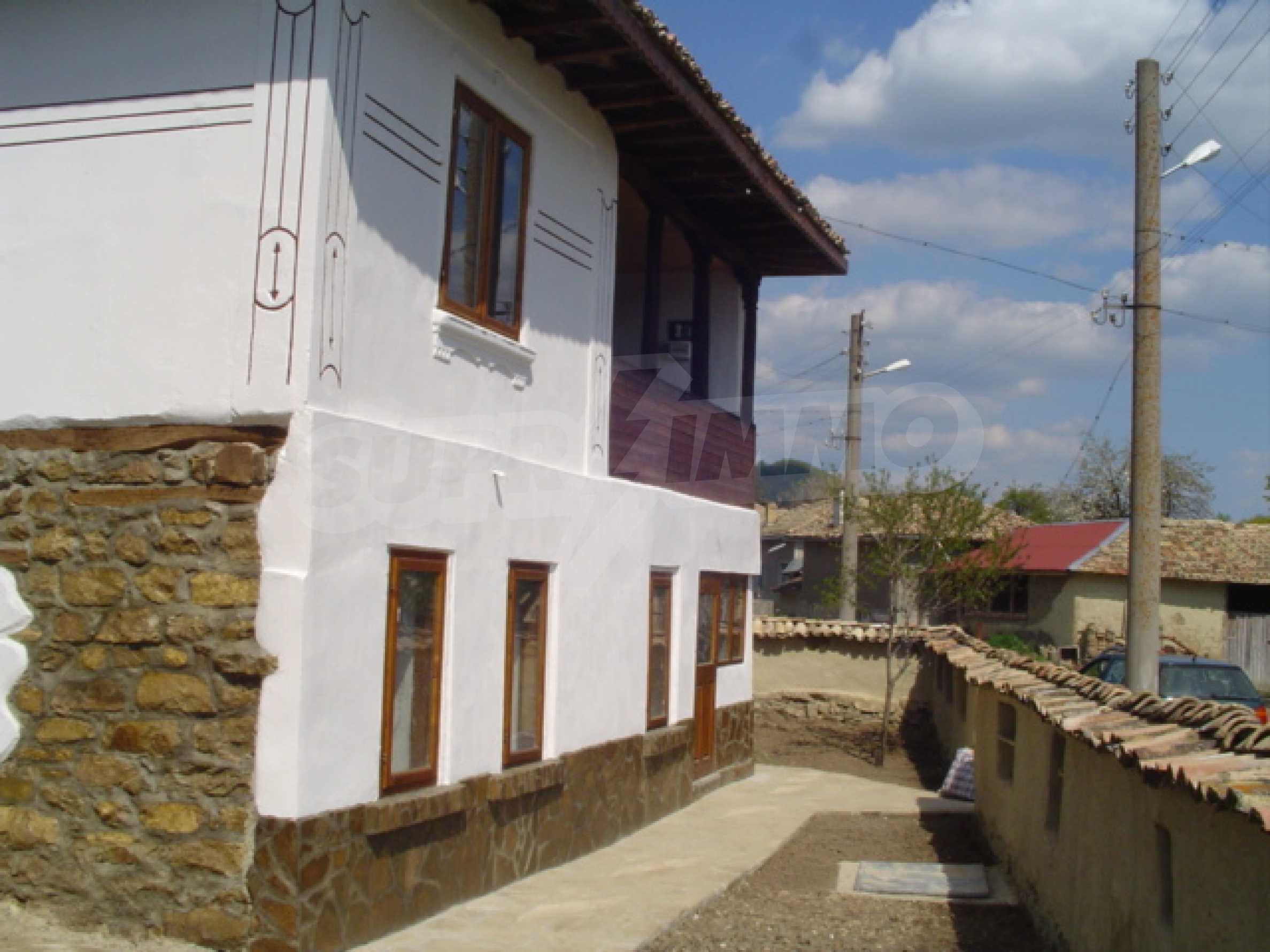 Newly renovated house near Popovo for sale 5