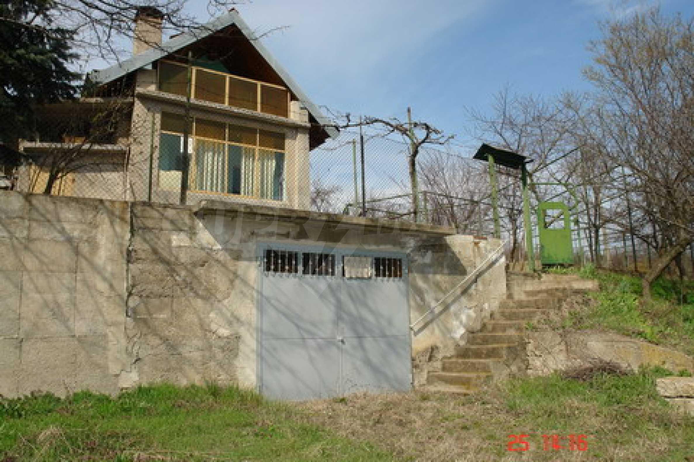 Haus an der Hauptstraße Ruse Sofia 1