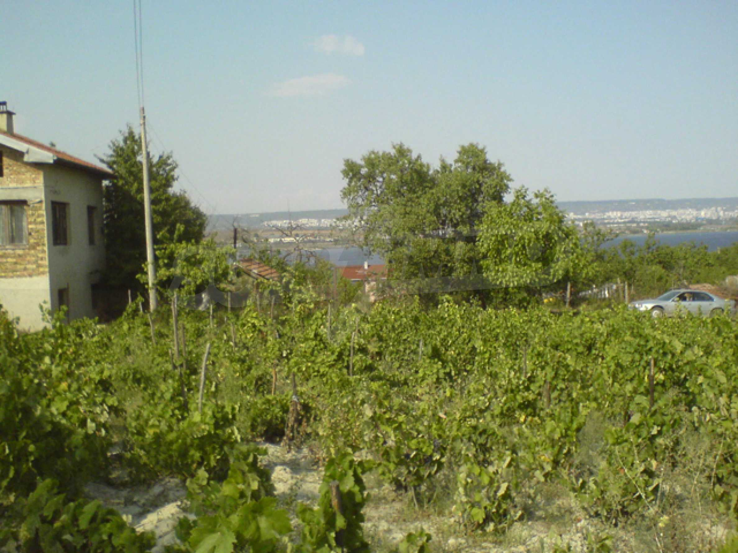 Regulated plot of land with sea view 5km away from Varna 2