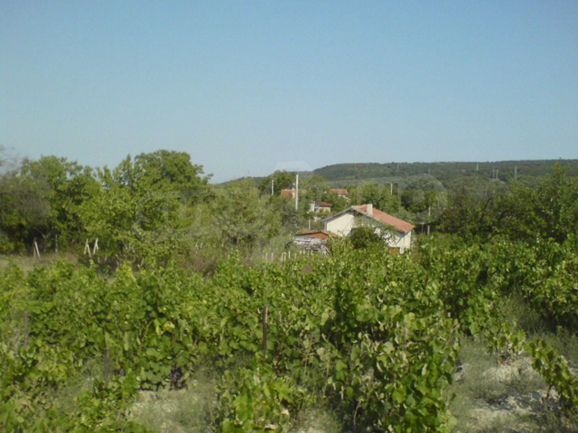 Regulated plot of land with sea view 5km away from Varna 3