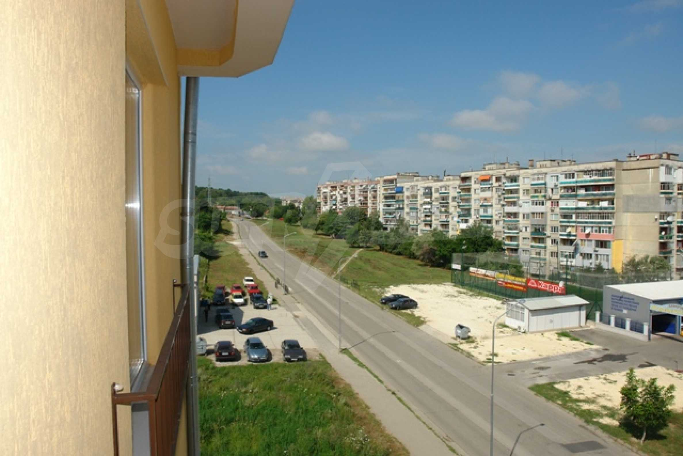 2-bedroom apartment in Rousse with amazing city panorama 11
