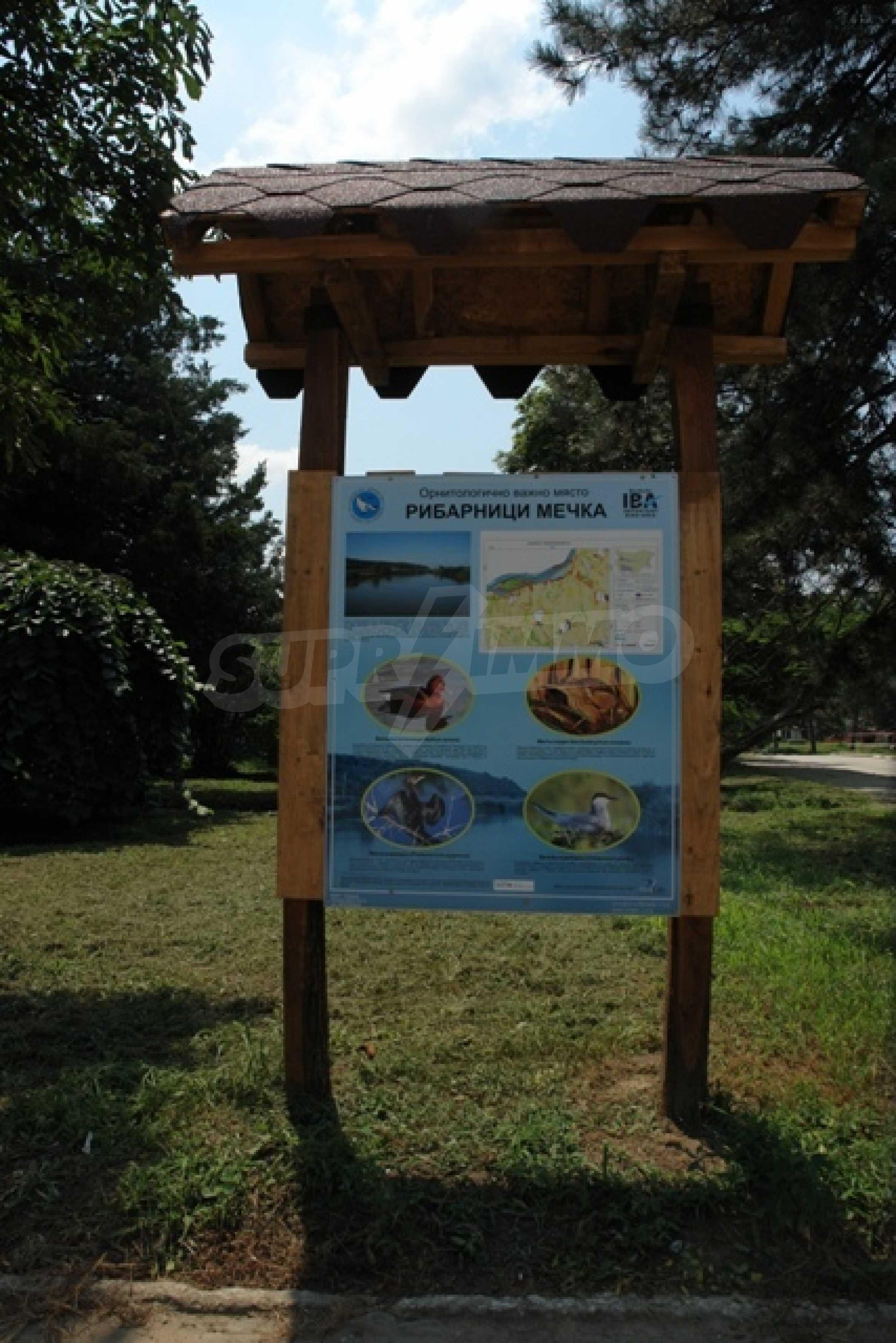 Geregeltes Grundstück von 500 qm im Dorf Mechka 5