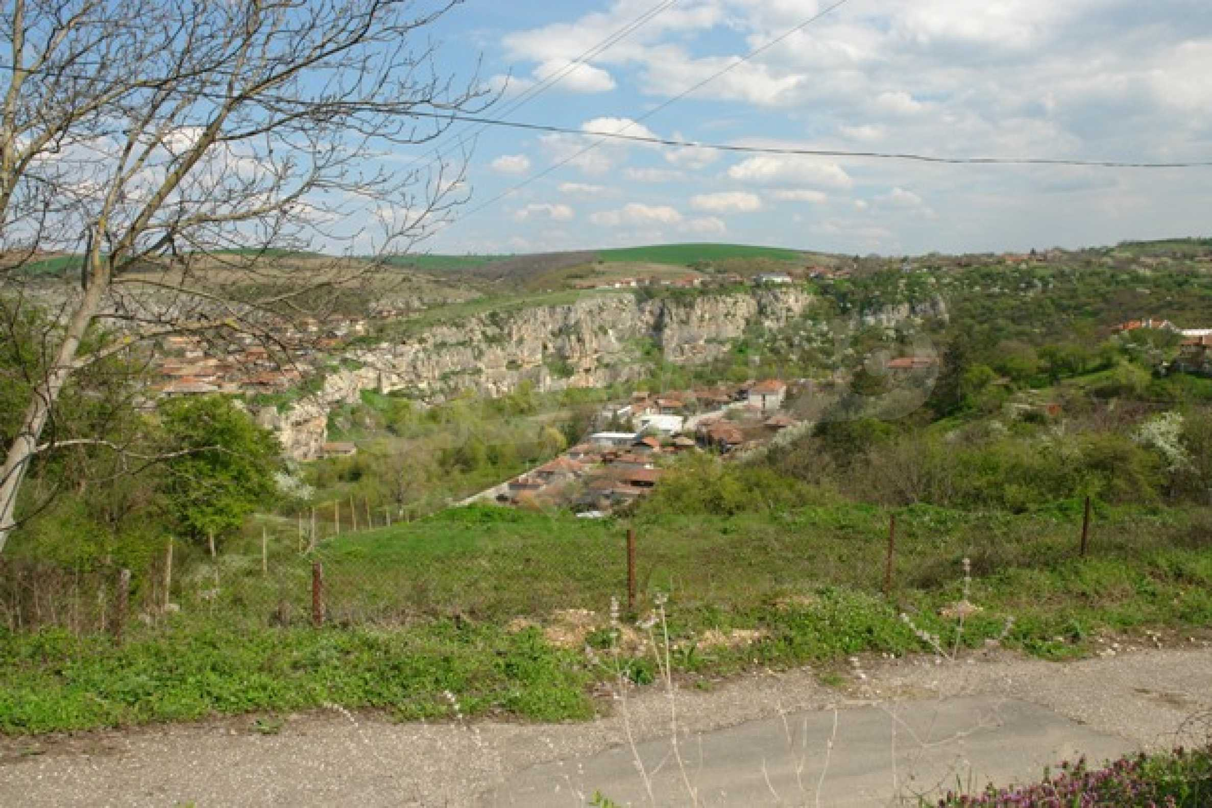 Geregeltes Grundstück im Dorf Cherven