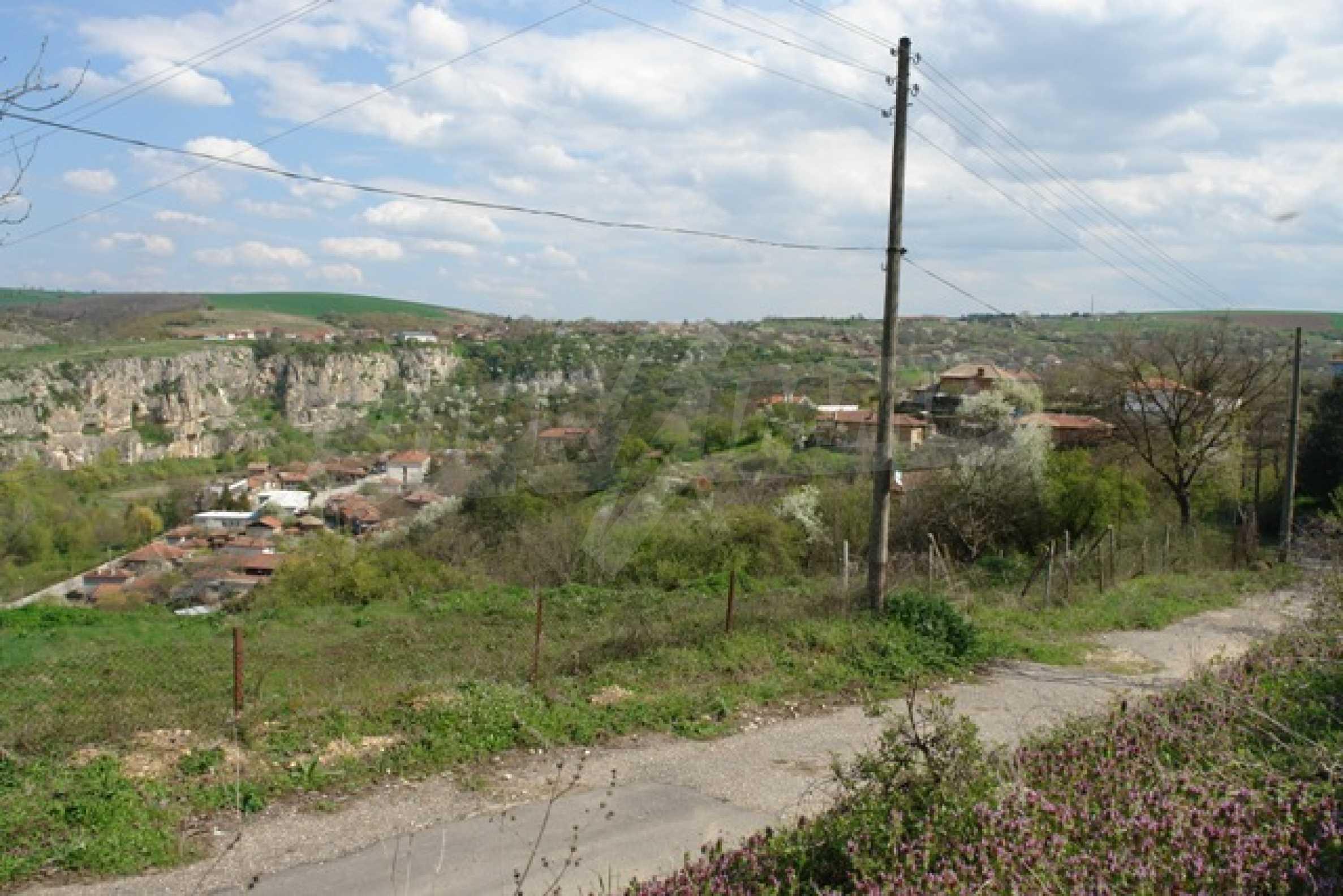 Geregeltes Grundstück im Dorf Cherven 1
