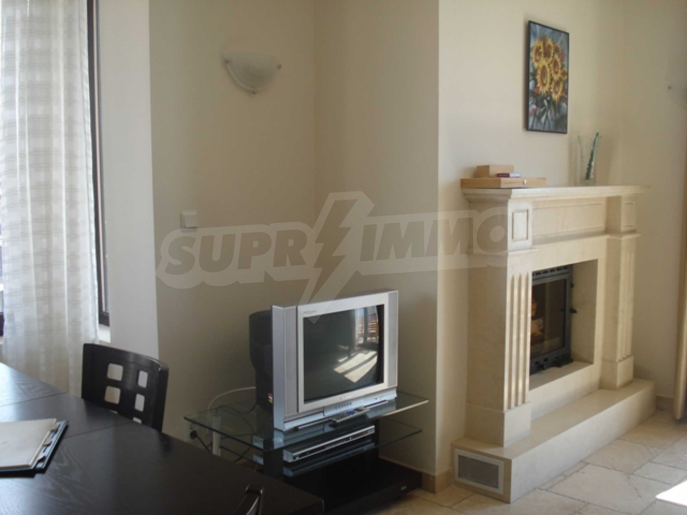 Two-bedroom apartment in the heart of the Bulgarian Golf Riviera