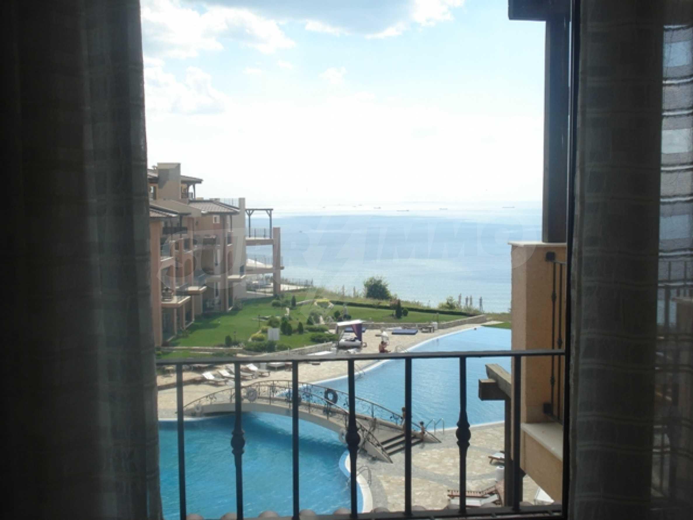 Апартамент в центре комплекса «Калиакрия Голф Резорт», в 55 км от Варны 14