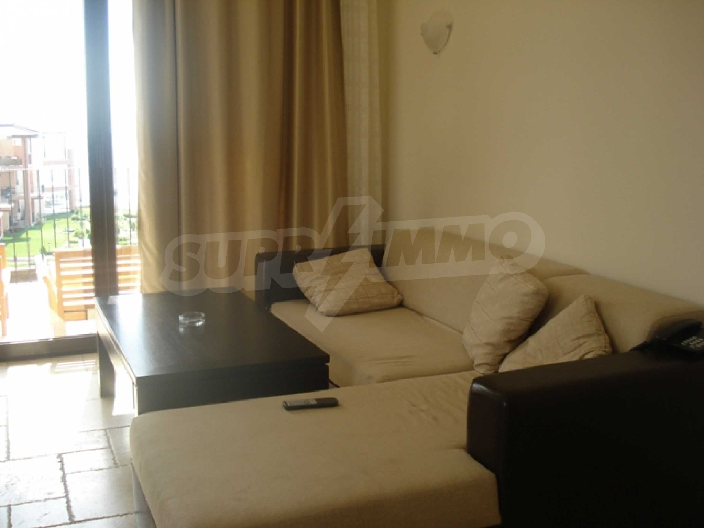 Two-bedroom apartment in the heart of the Bulgarian Golf Riviera 1