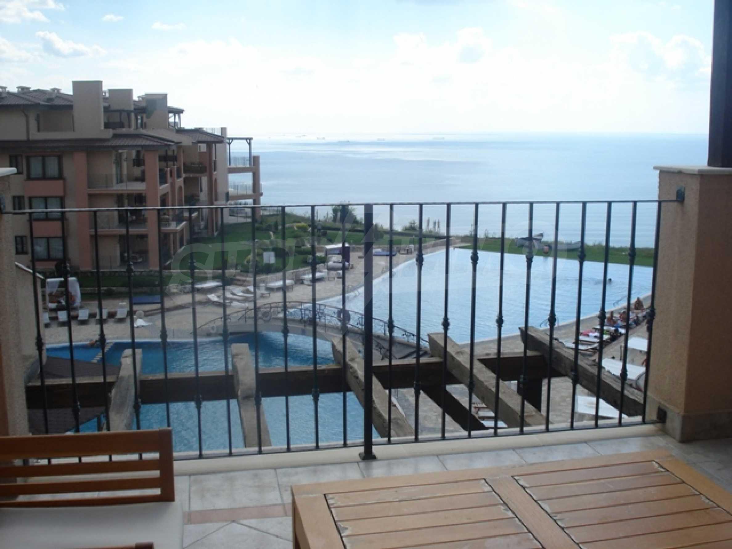 Апартамент в центре комплекса «Калиакрия Голф Резорт», в 55 км от Варны 4