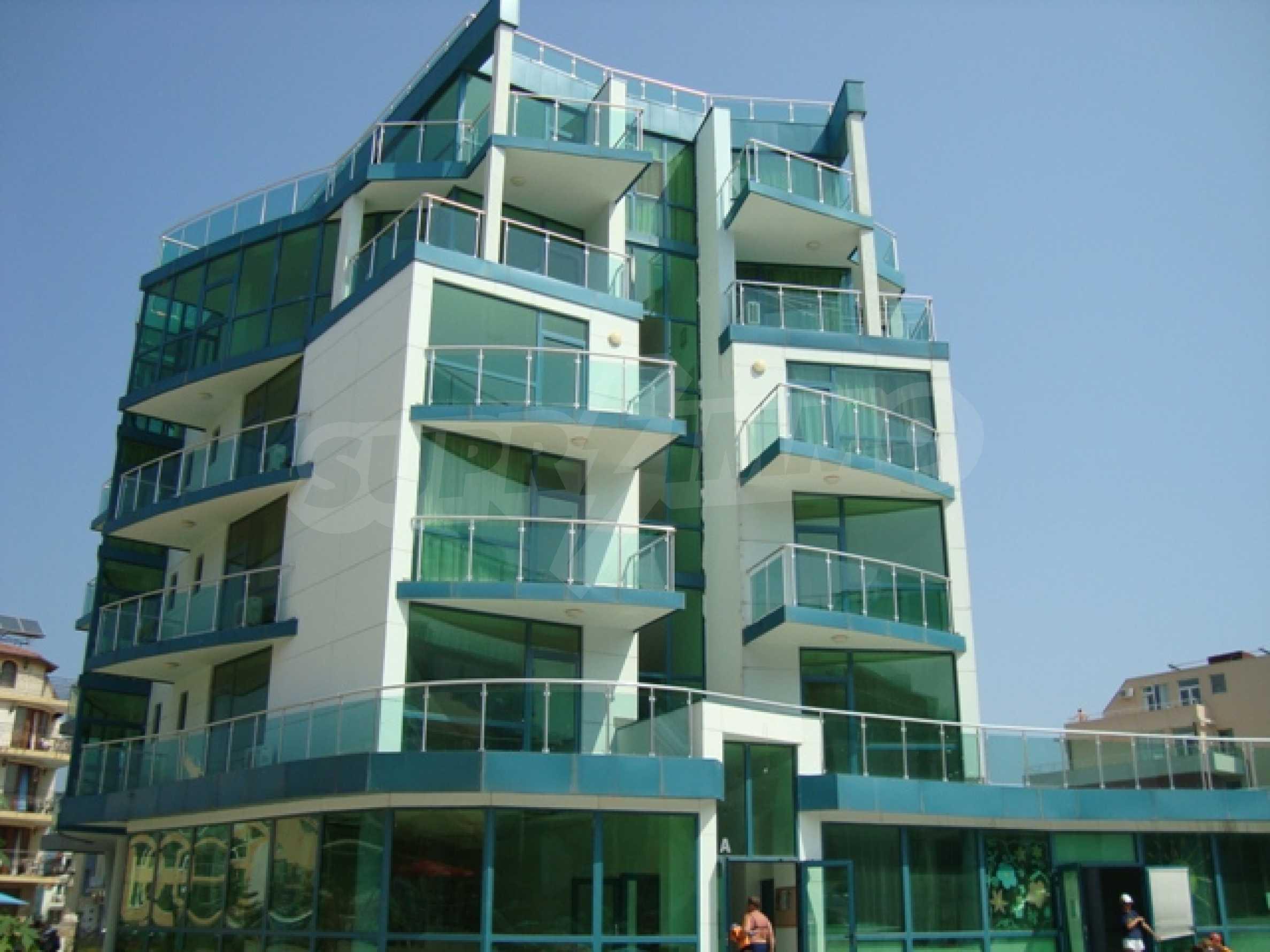 Möbliertes Studio in Primorsko 4