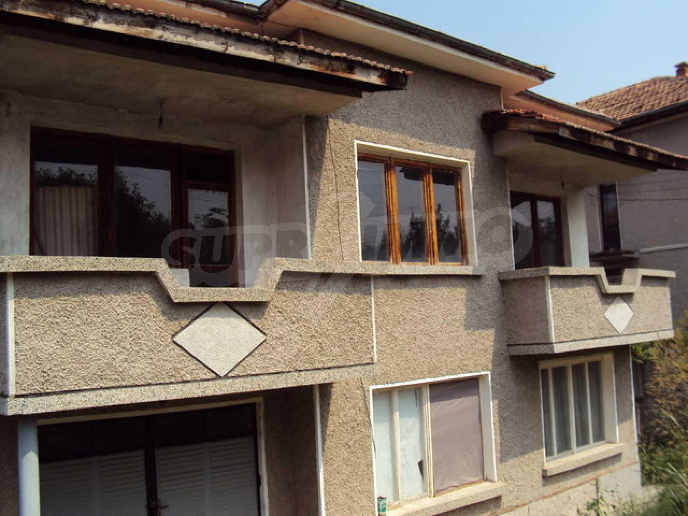 Прекрасный домик в деревне 2