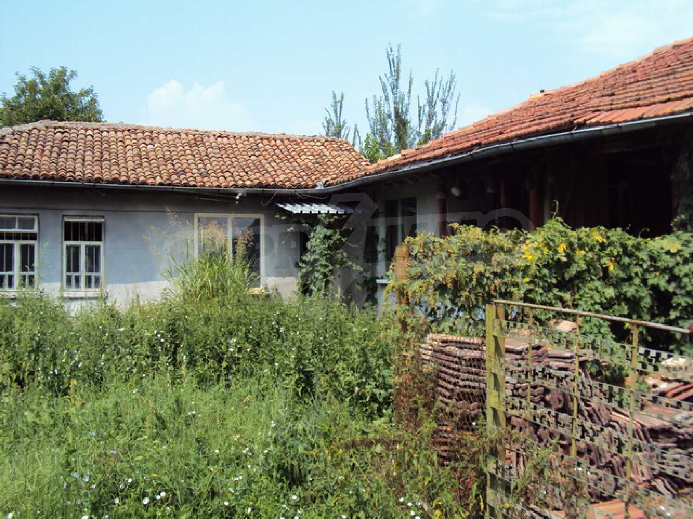 Прекрасный домик в деревне 32
