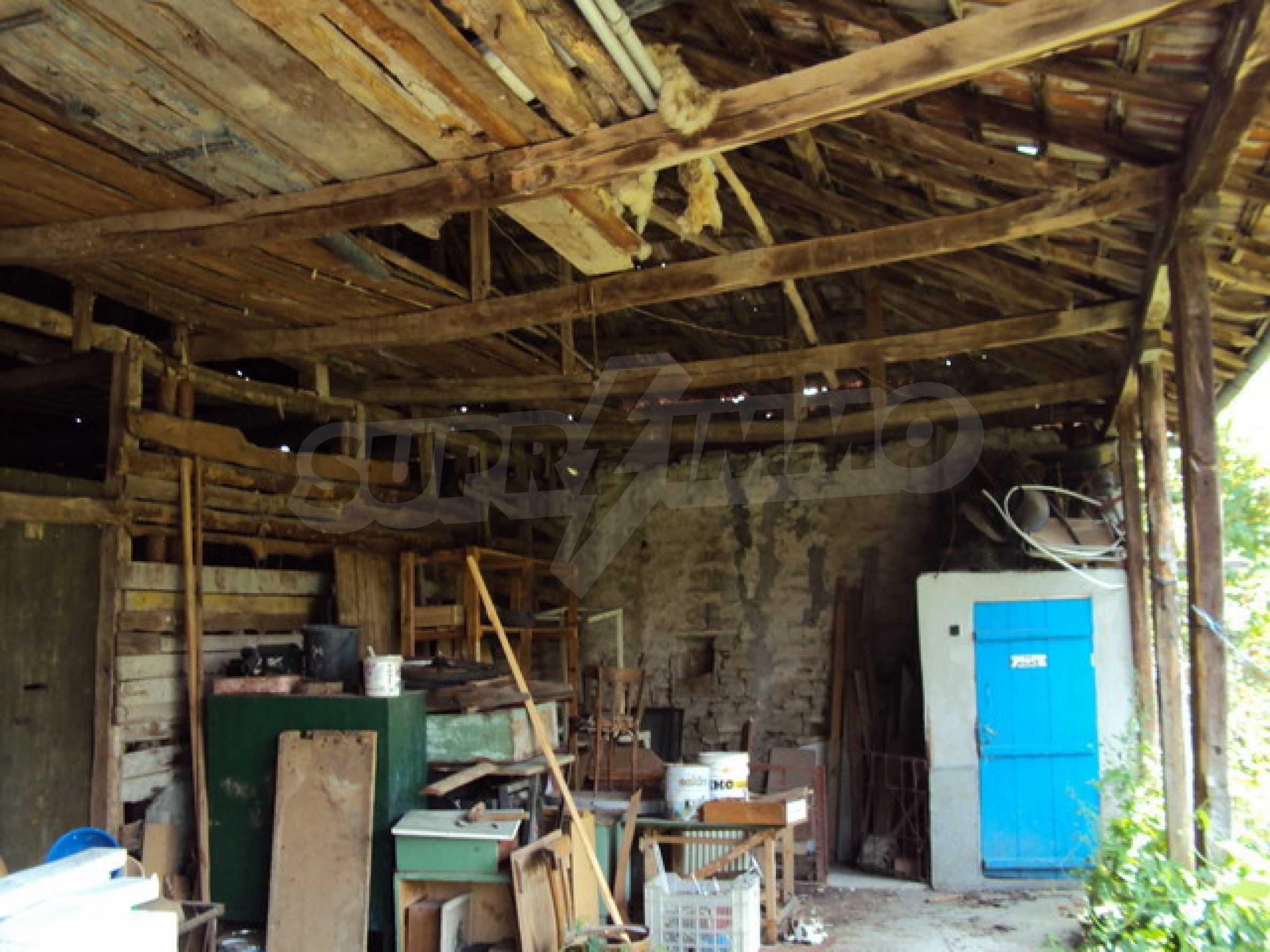 Прекрасный домик в деревне 33