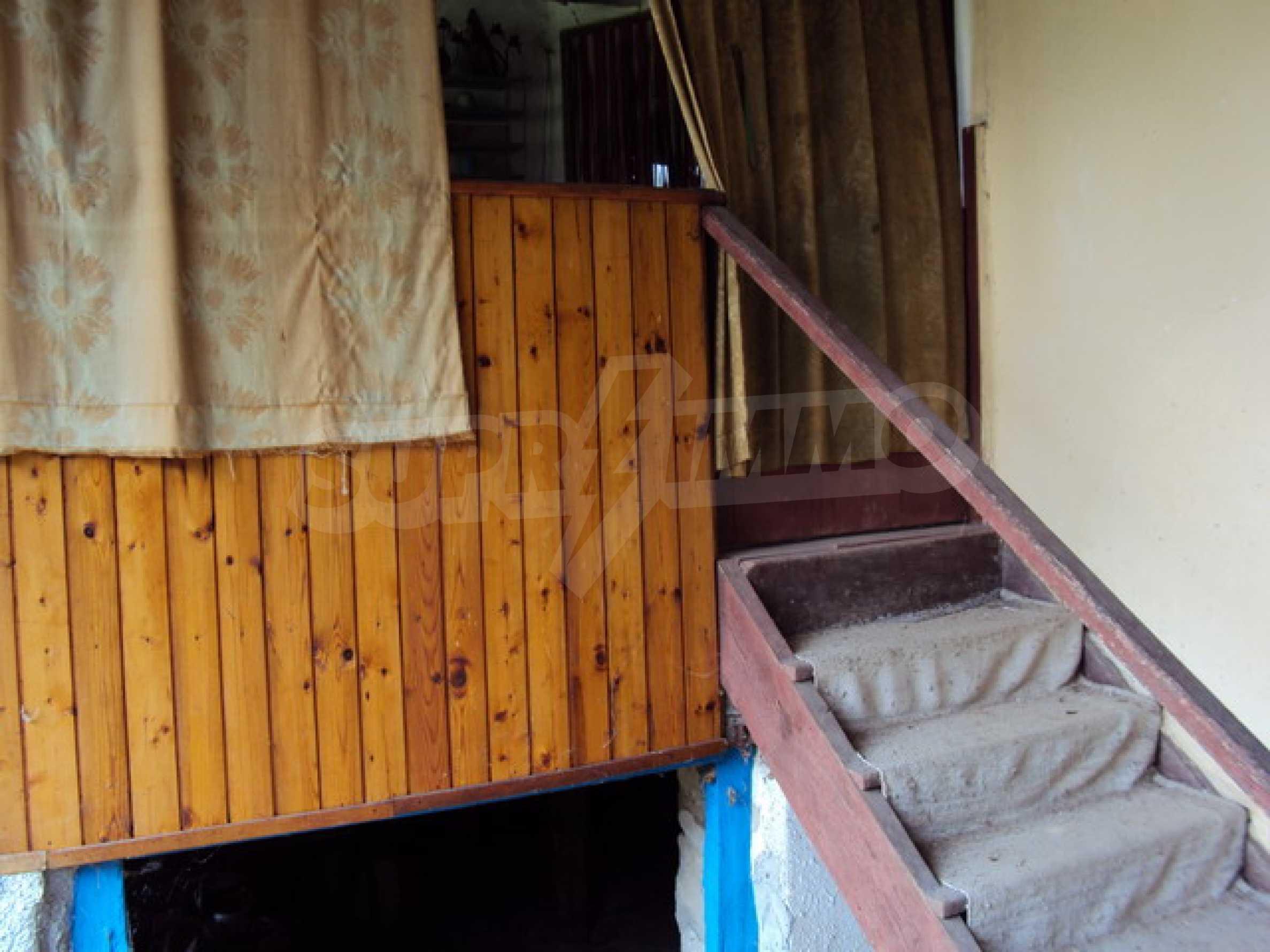 Прекрасный домик в деревне 35
