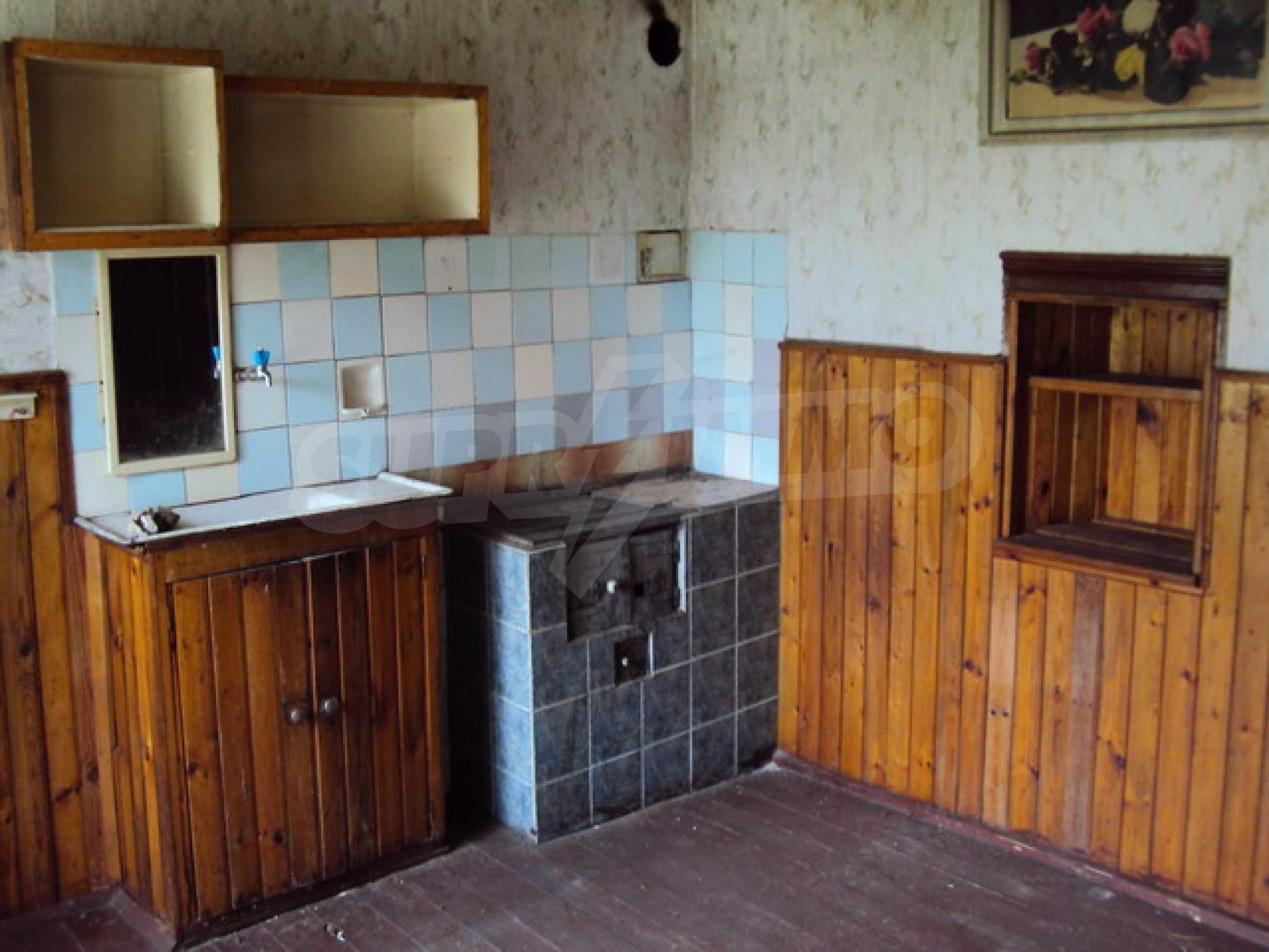 Прекрасный домик в деревне 37