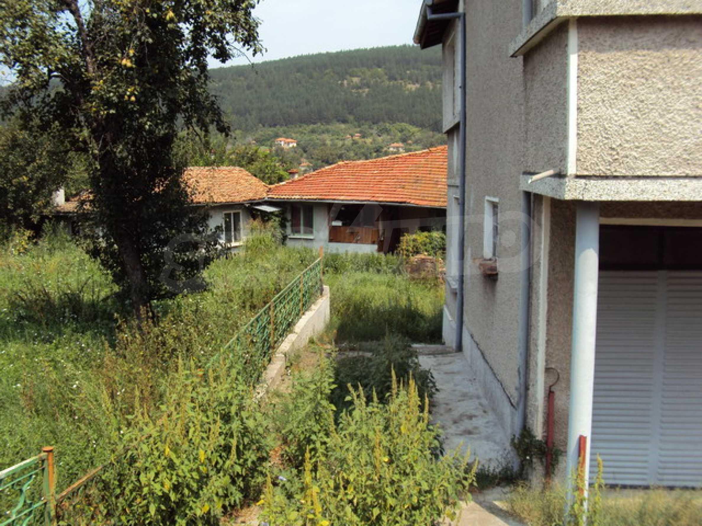 Прекрасный домик в деревне 3
