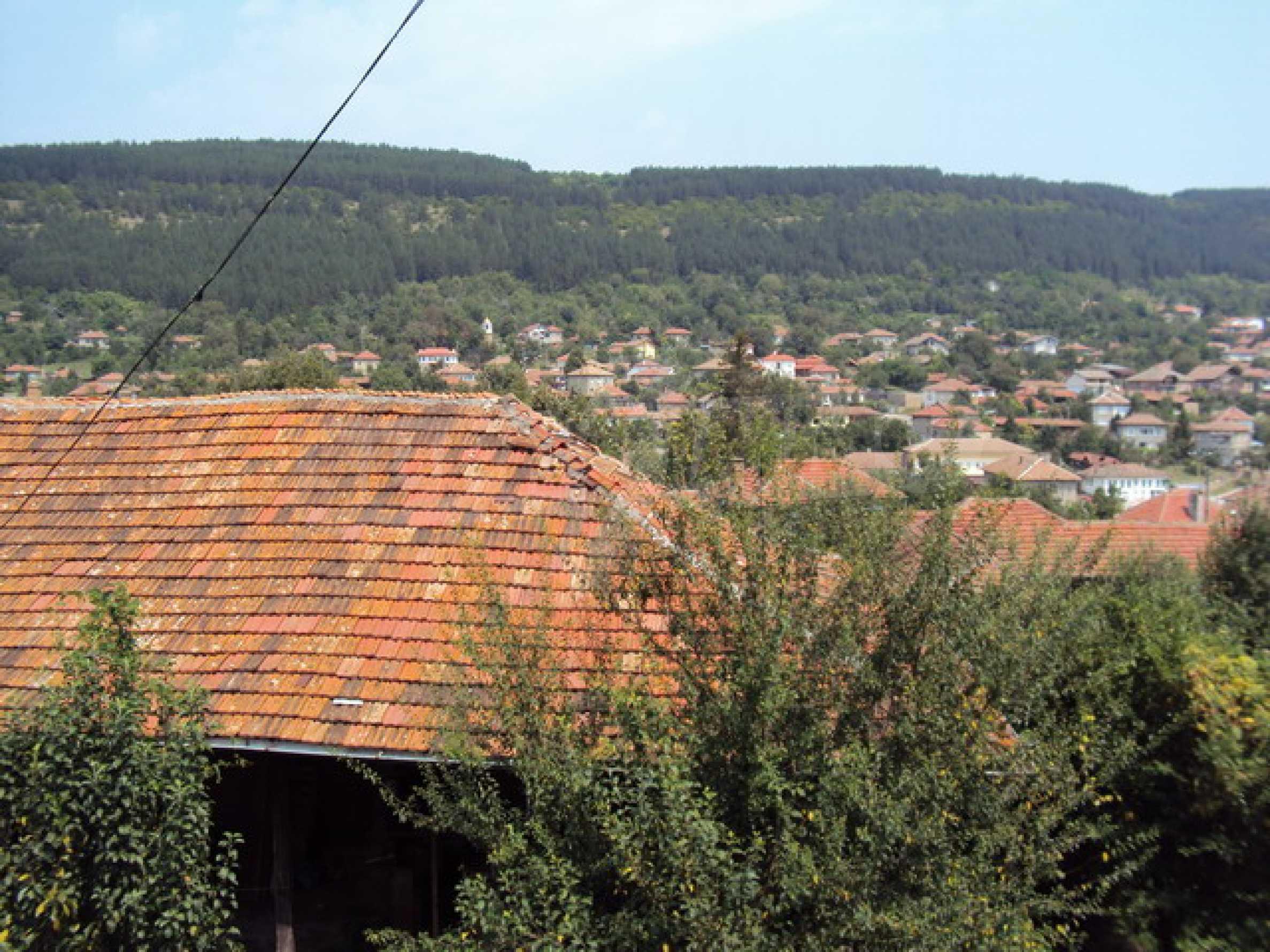Прекрасный домик в деревне 40