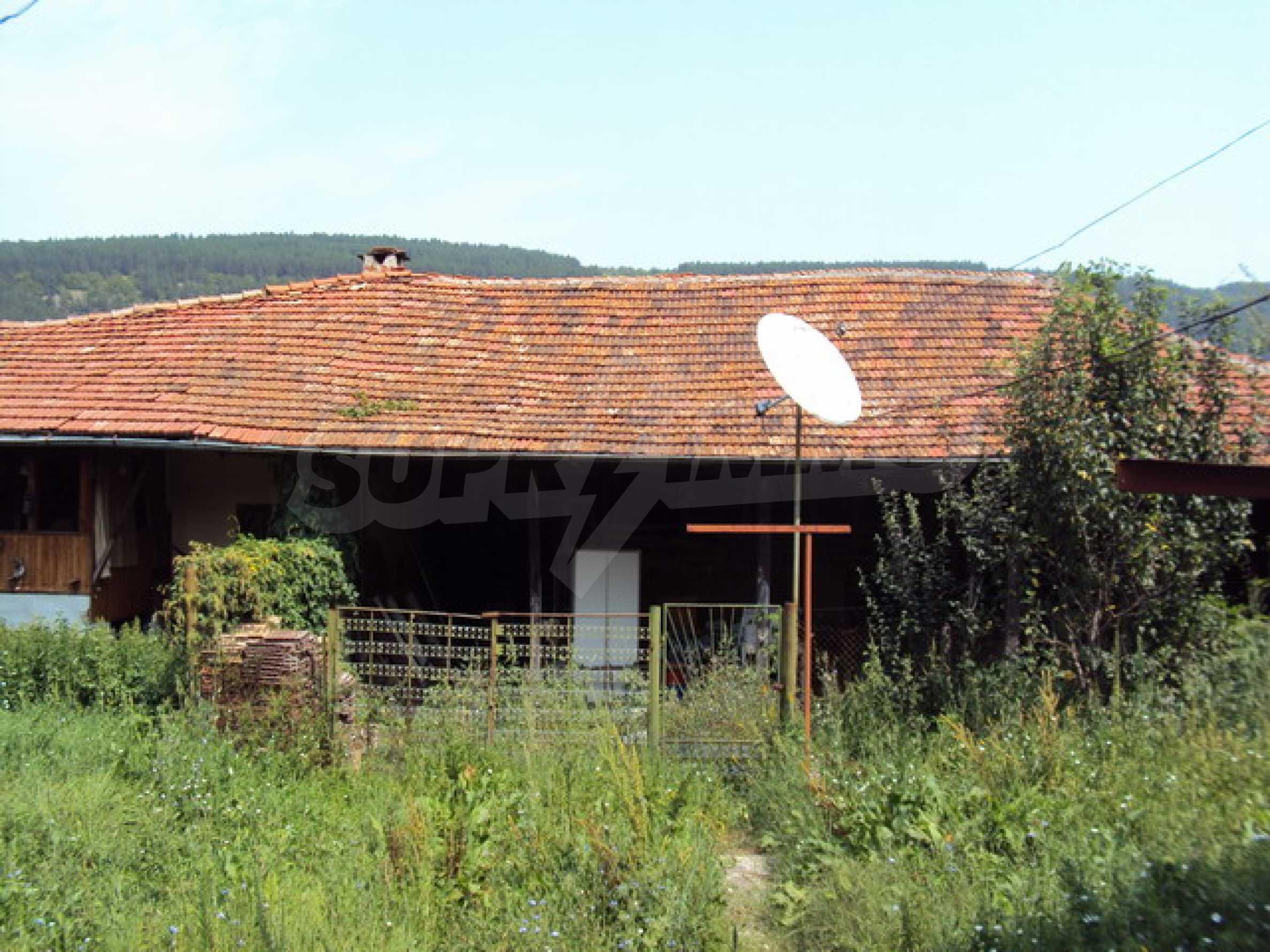 Прекрасный домик в деревне 5