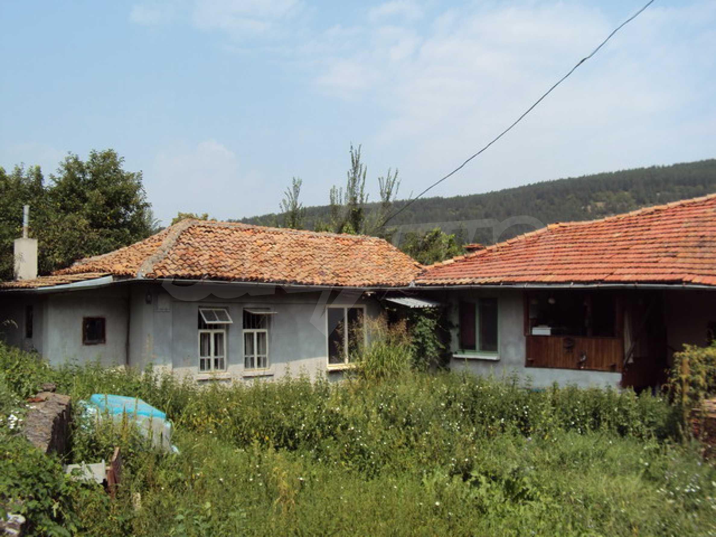 Прекрасный домик в деревне 7