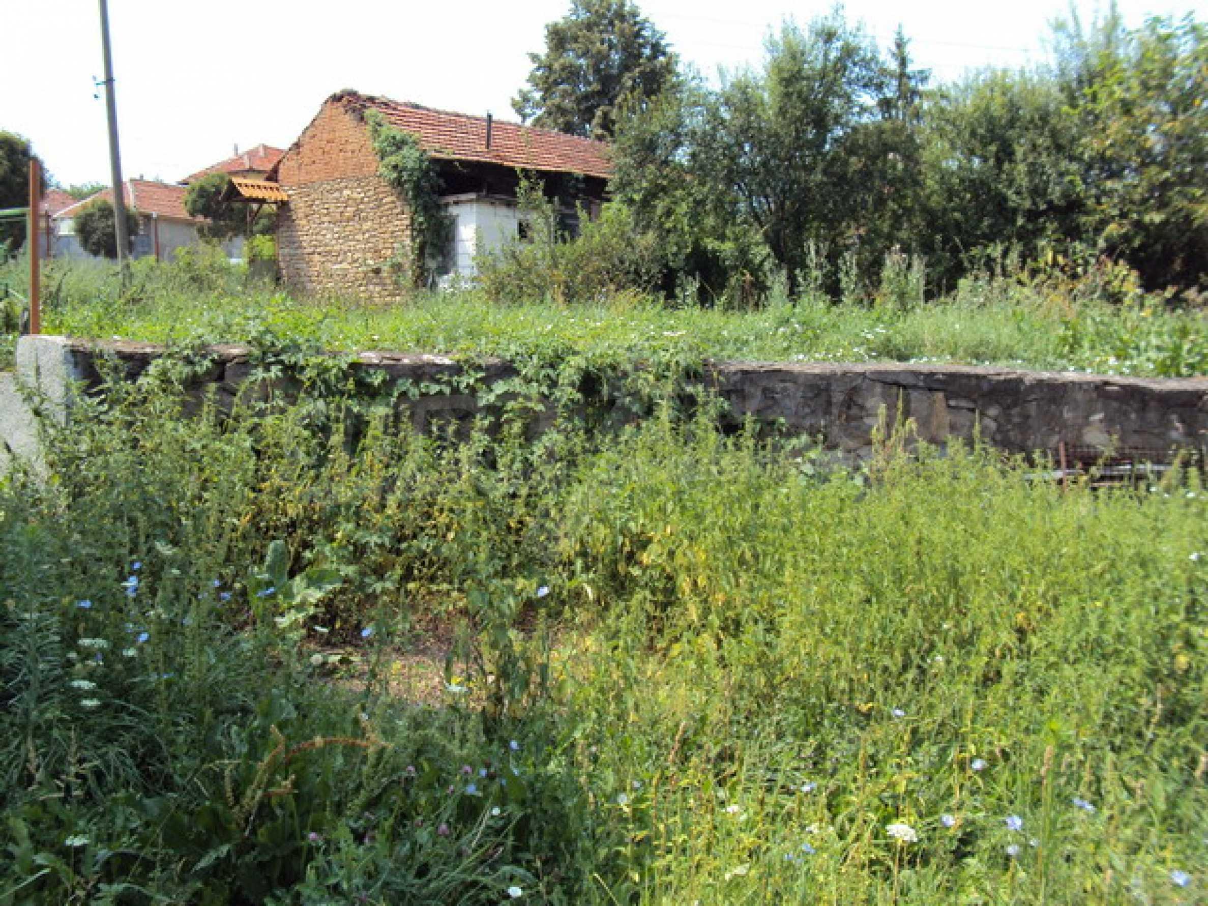 Прекрасный домик в деревне 8