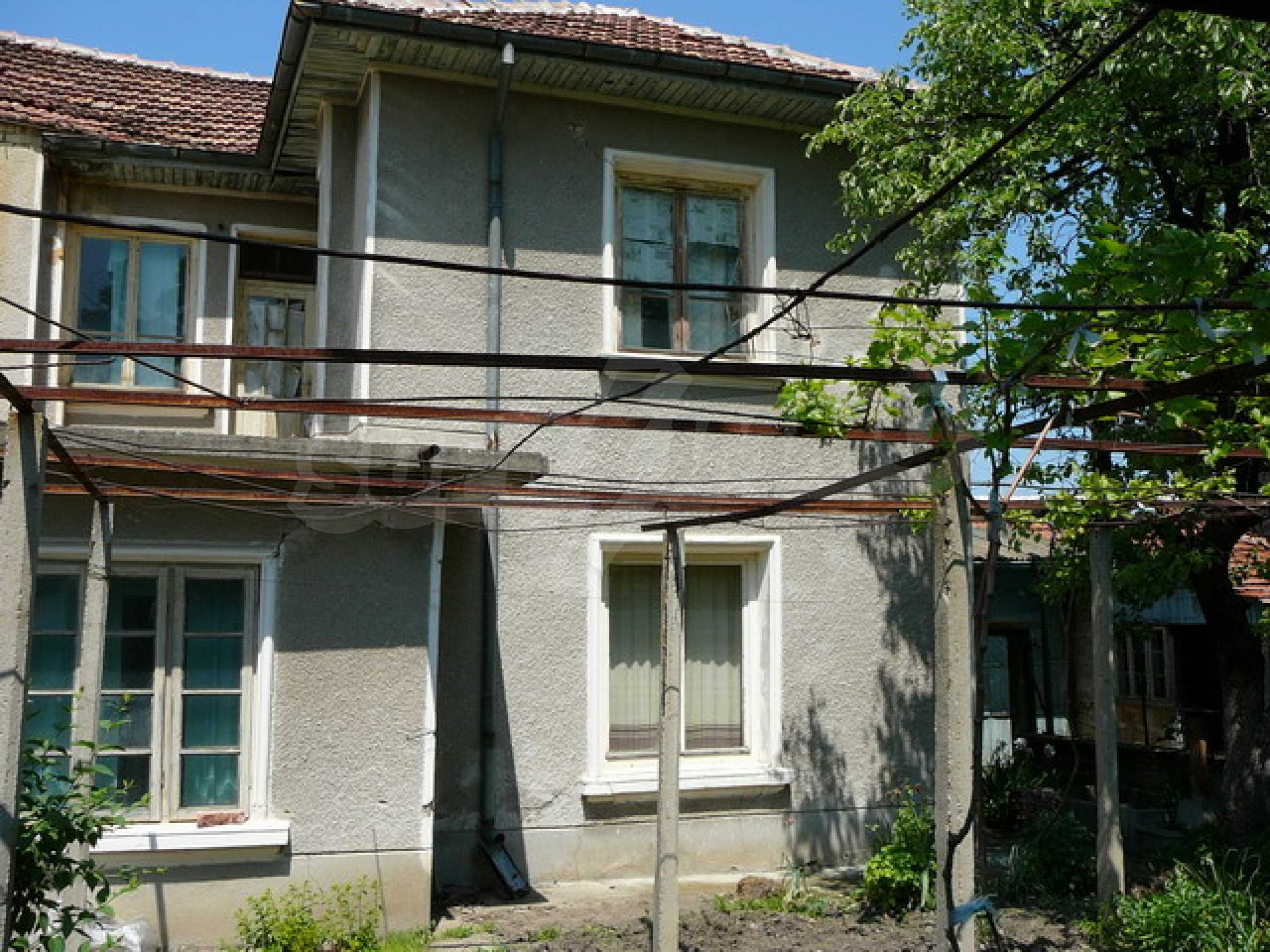 House for sale in a village close to Veliko Tarnovo