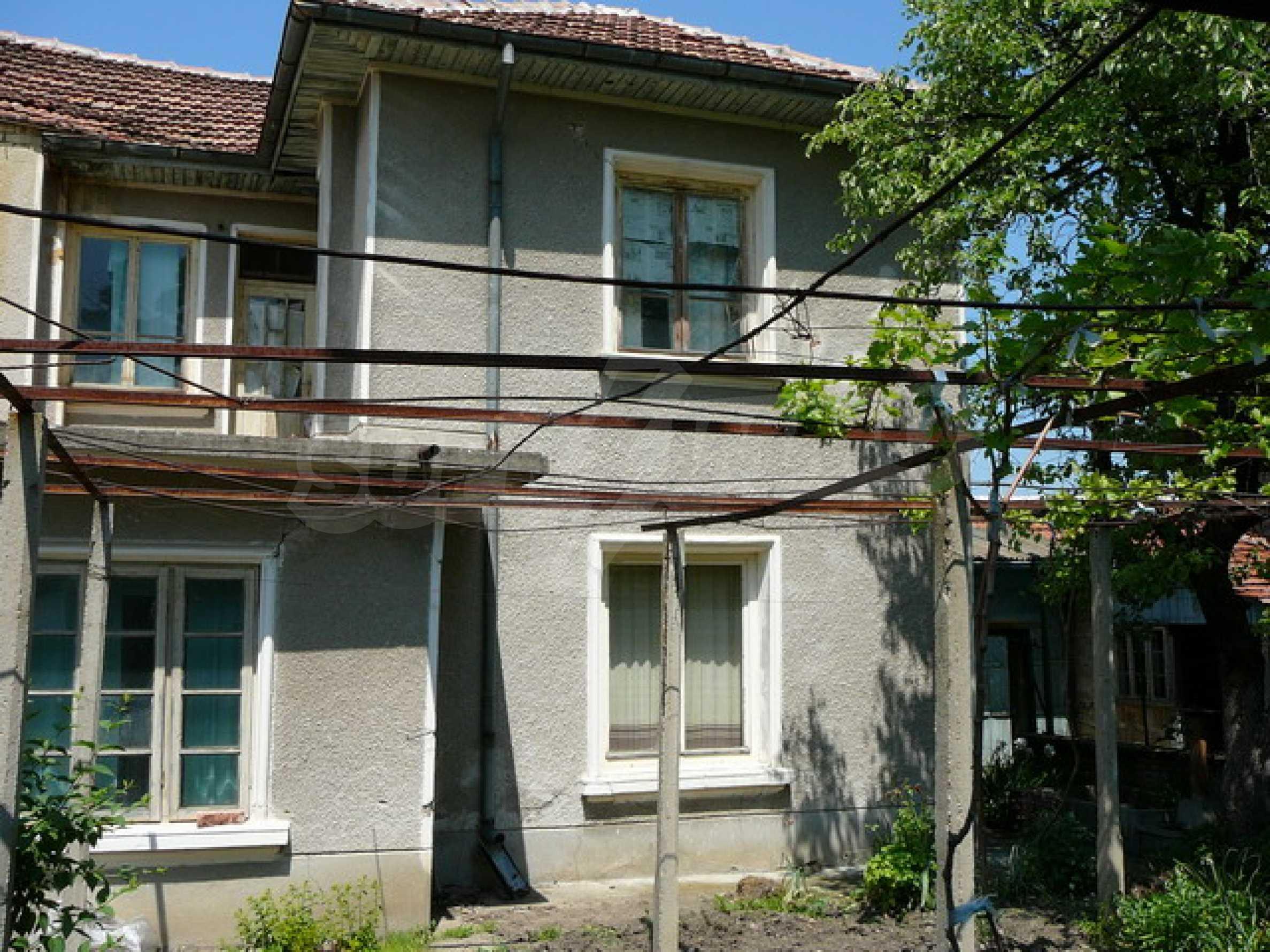 Двухэтажный дом 16