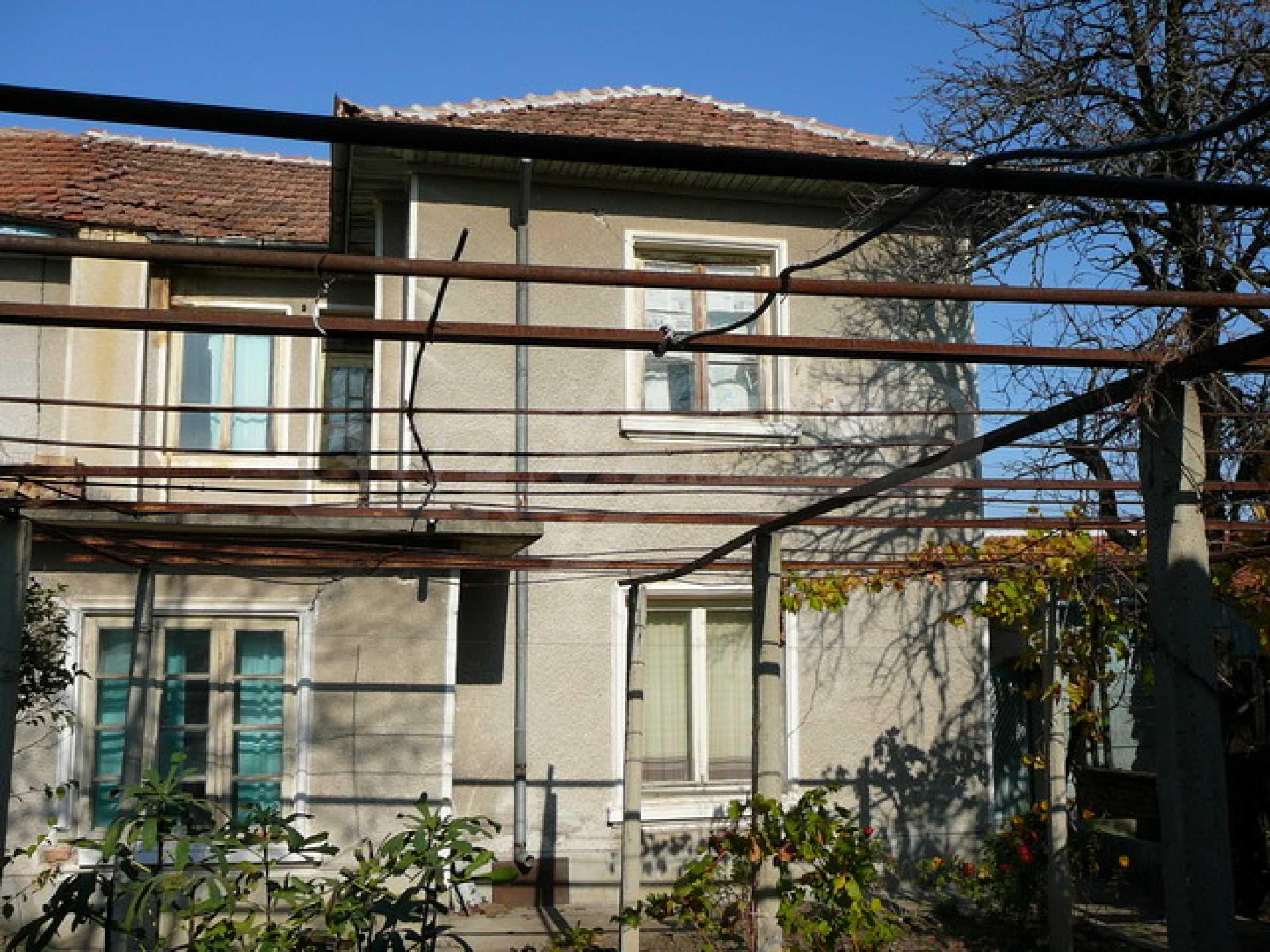 Двухэтажный дом 21