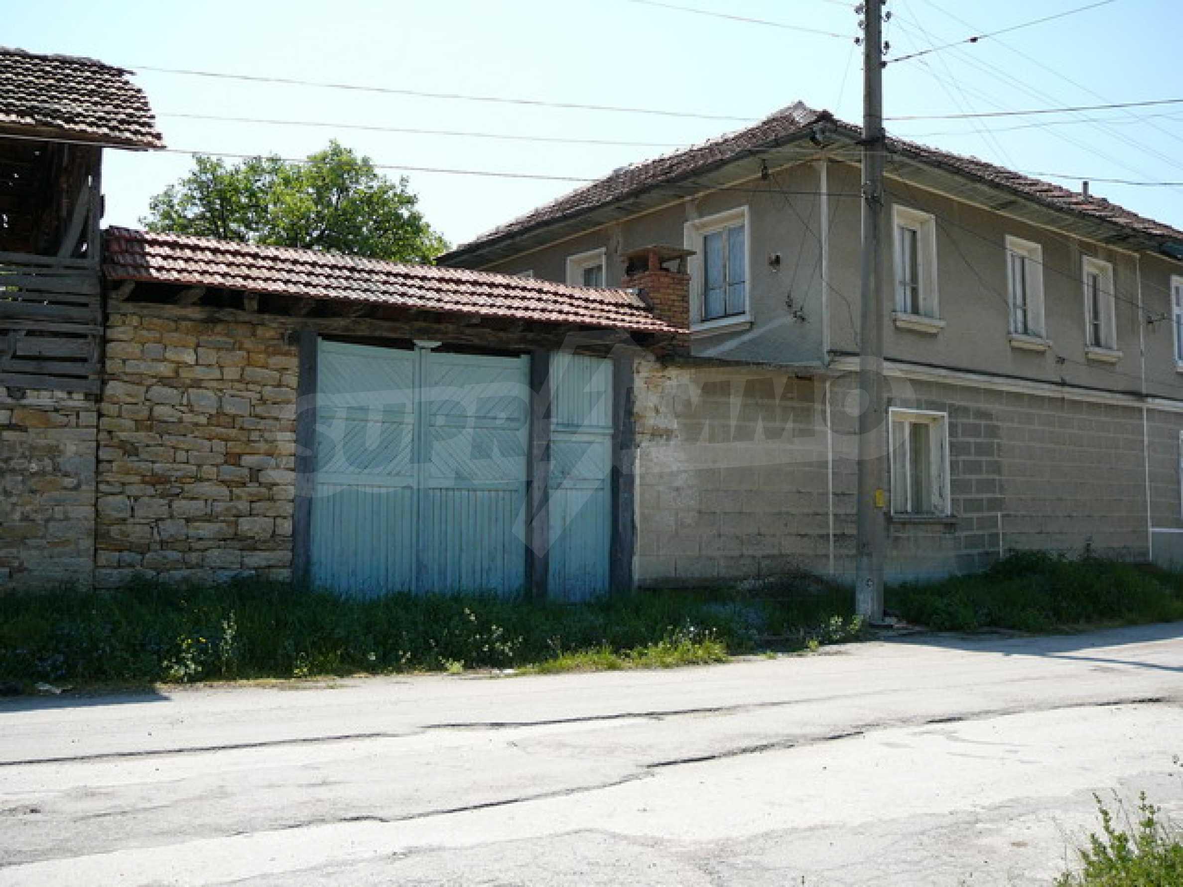 Двухэтажный дом 3