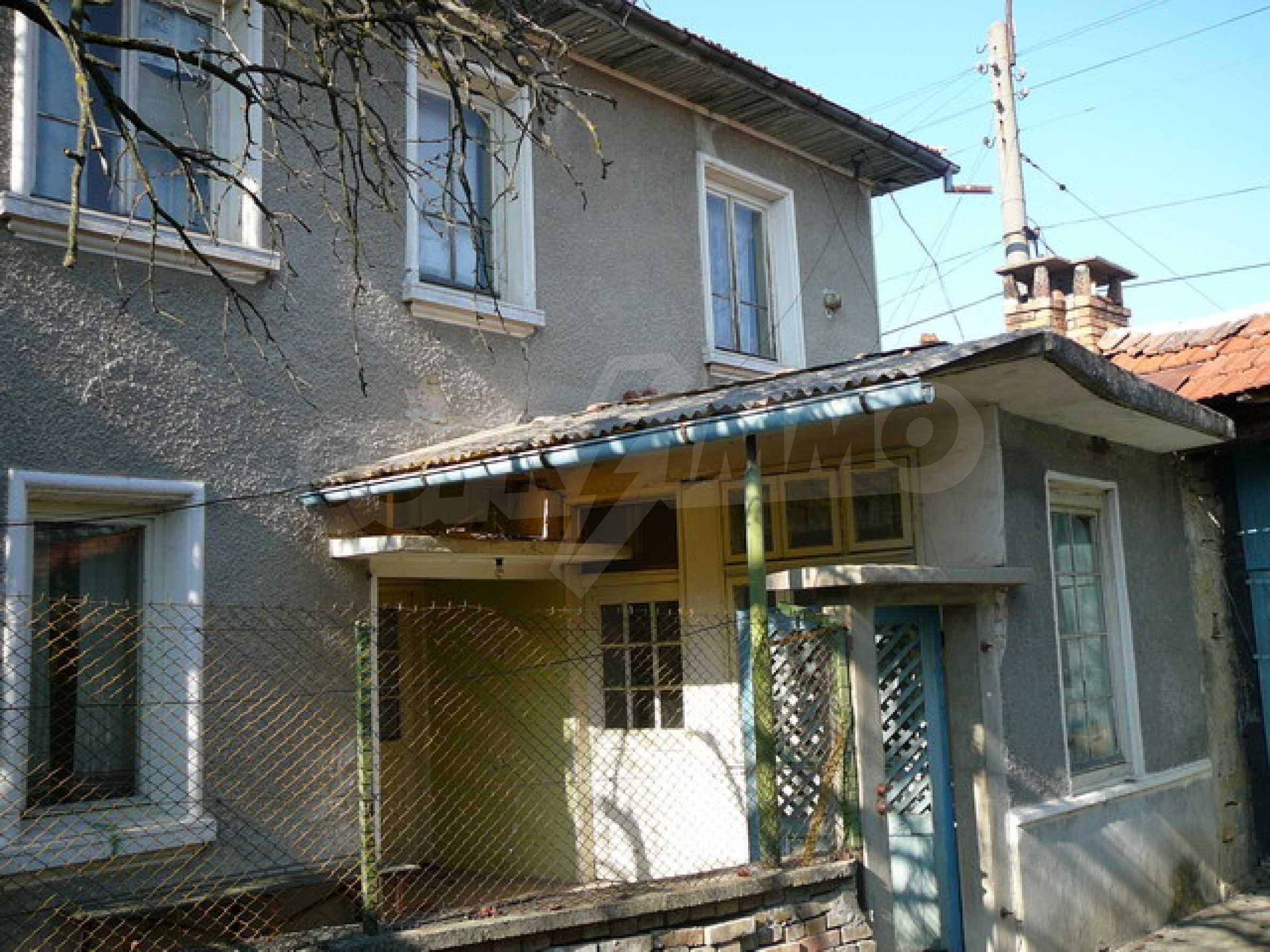 Двухэтажный дом 46