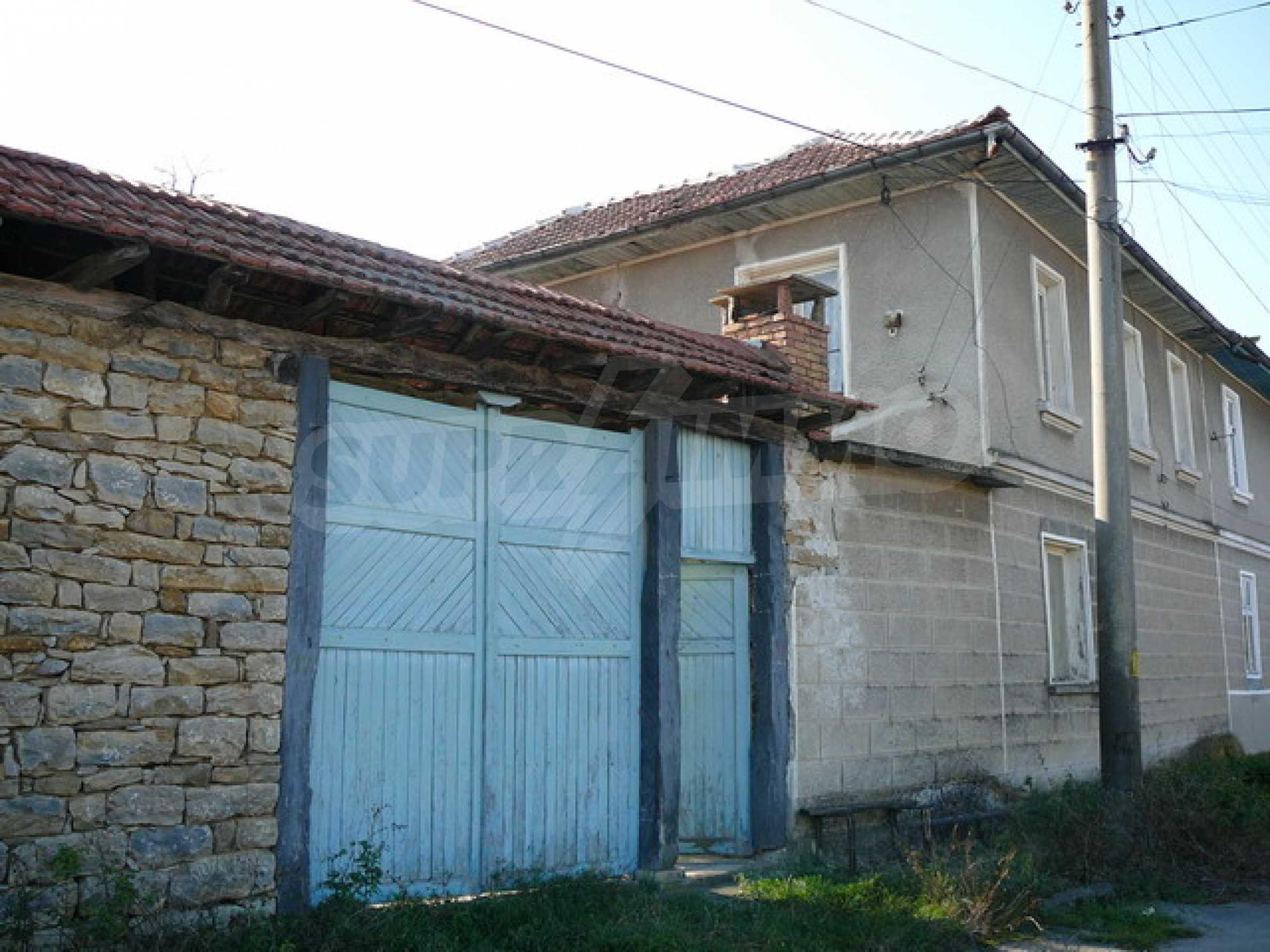 Двухэтажный дом 5