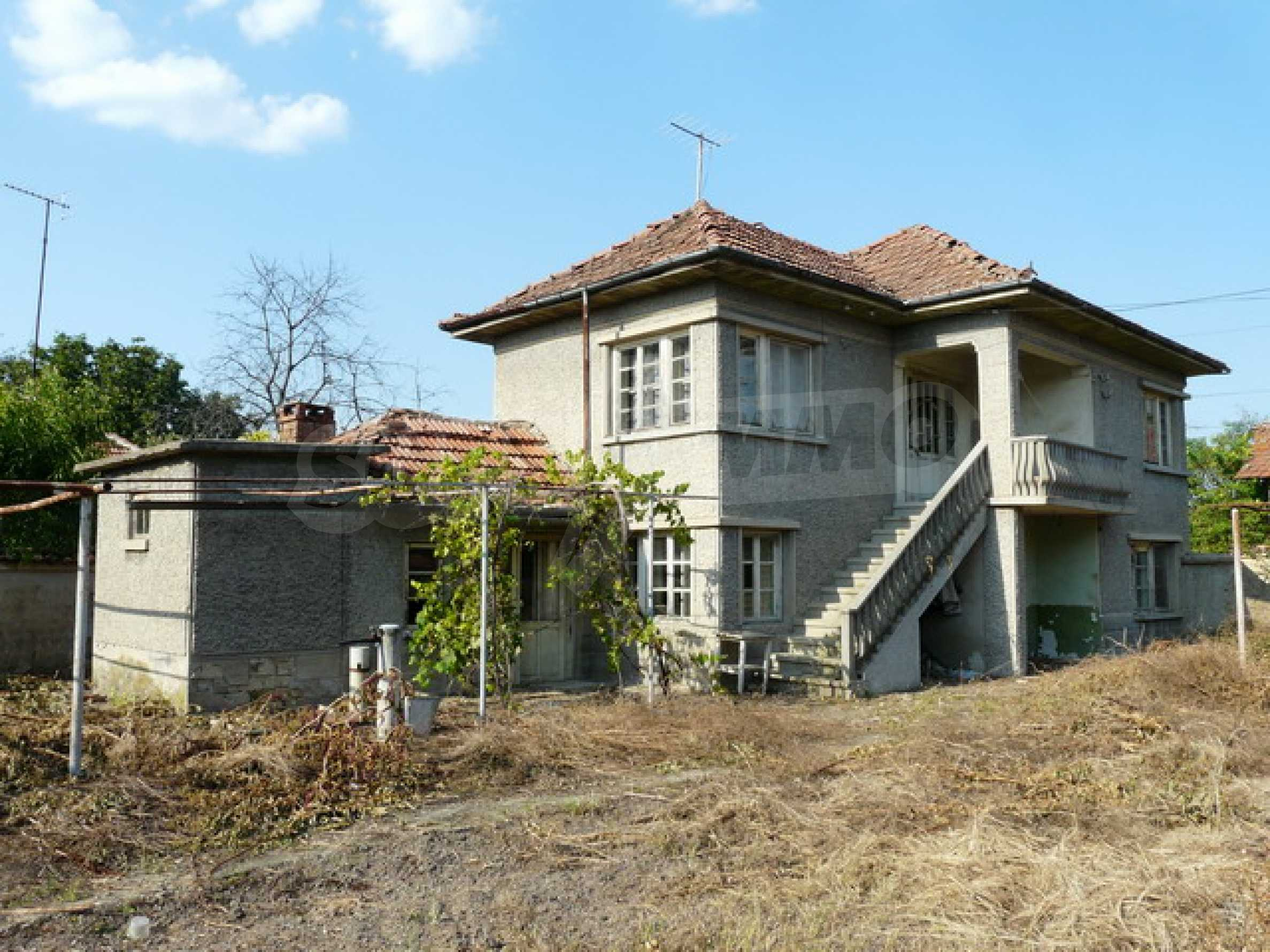 Прекрасный большой дом