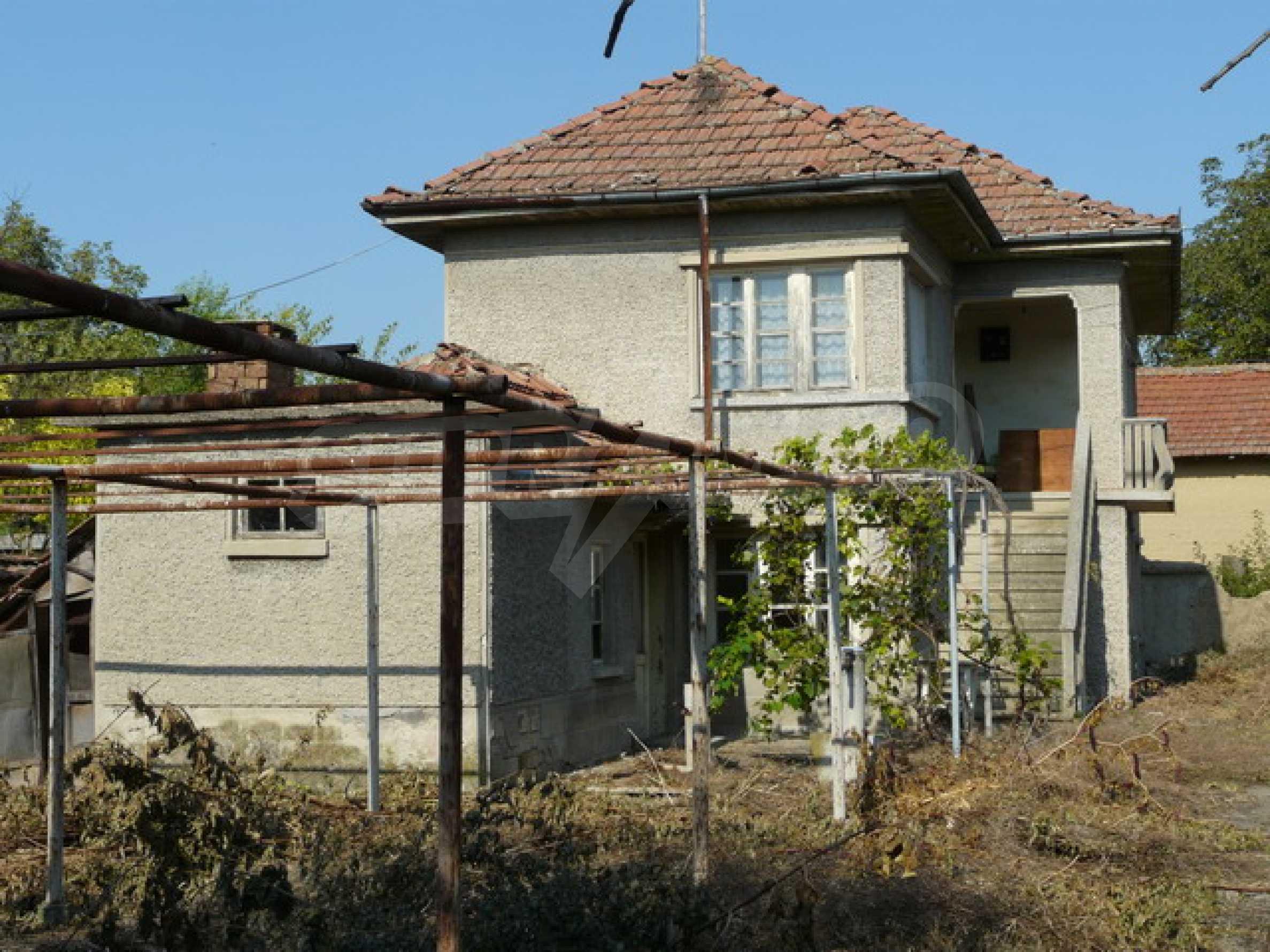 Прекрасный большой дом 4