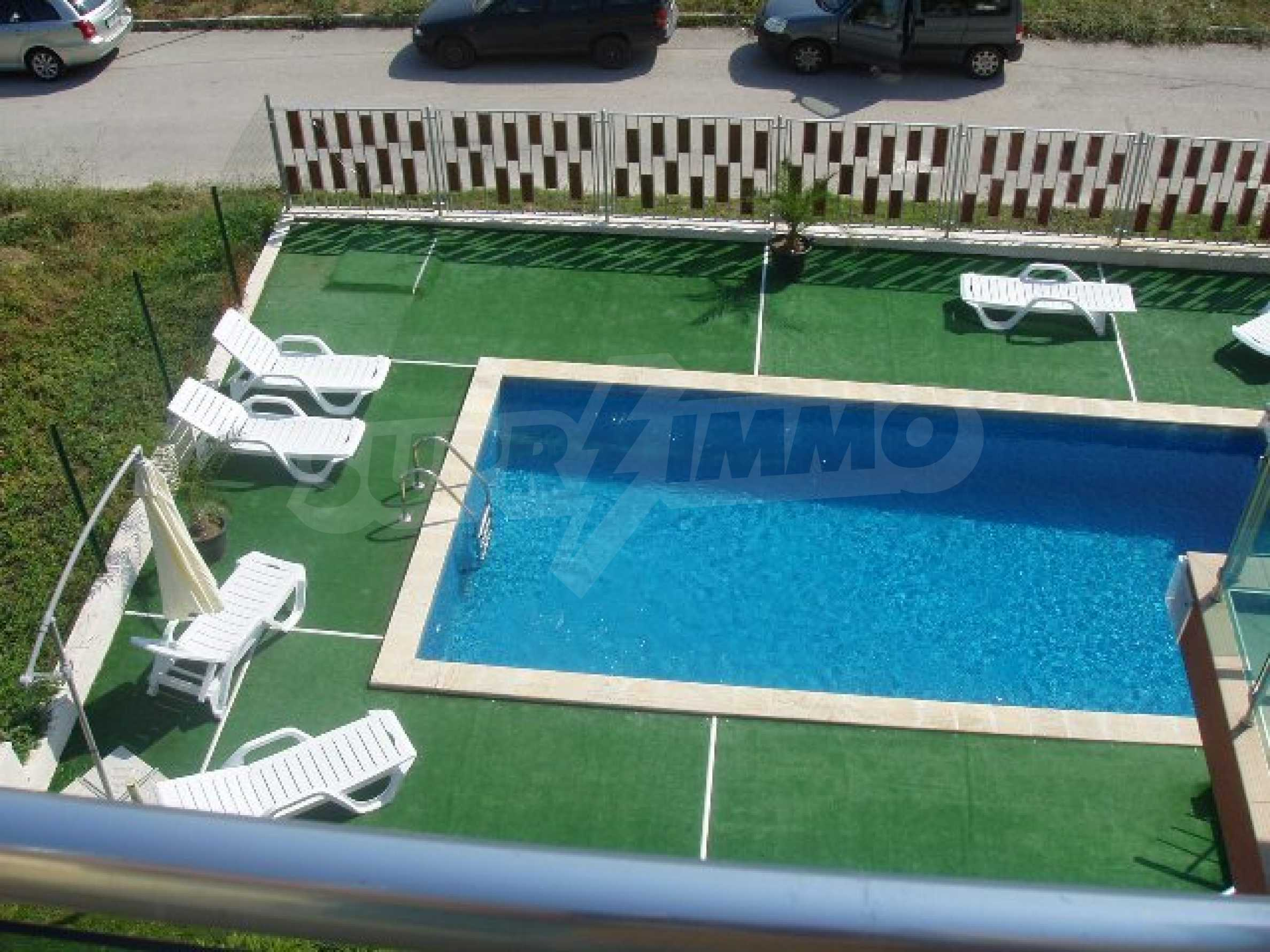 SEA VIEW 2-bedroom apartment in Byala 11