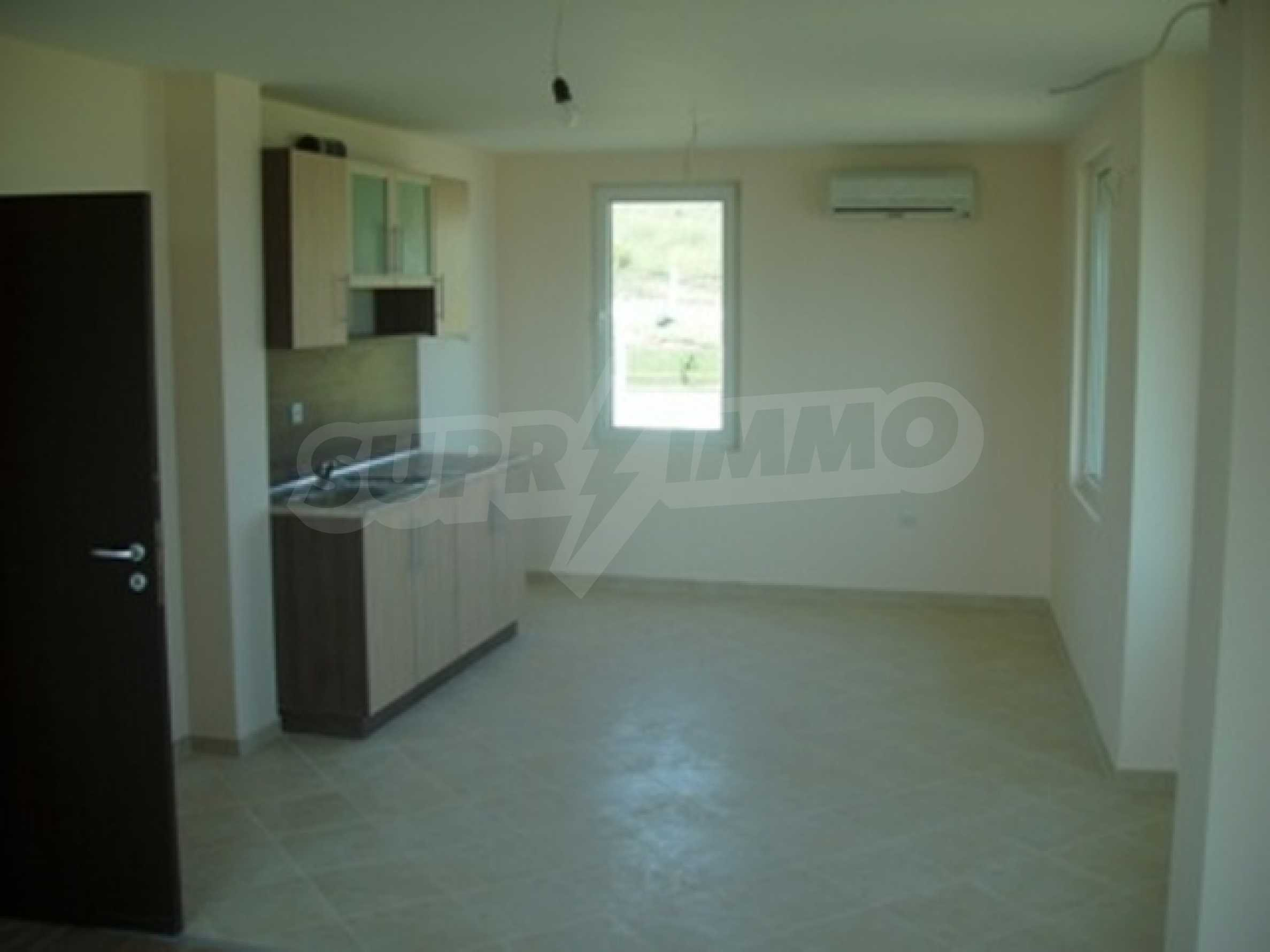 SEA VIEW 2-bedroom apartment in Byala 2