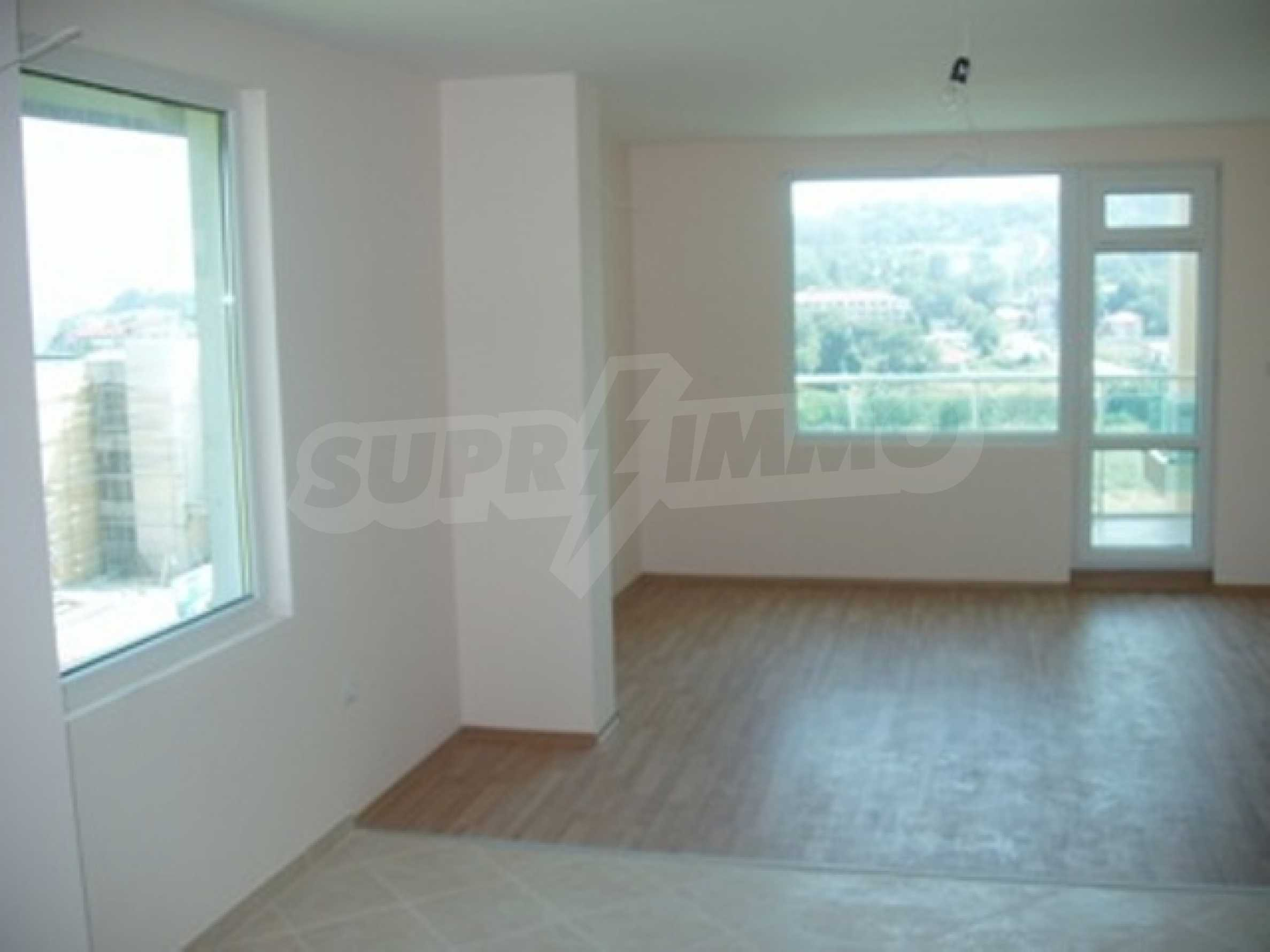 SEA VIEW 2-bedroom apartment in Byala 3
