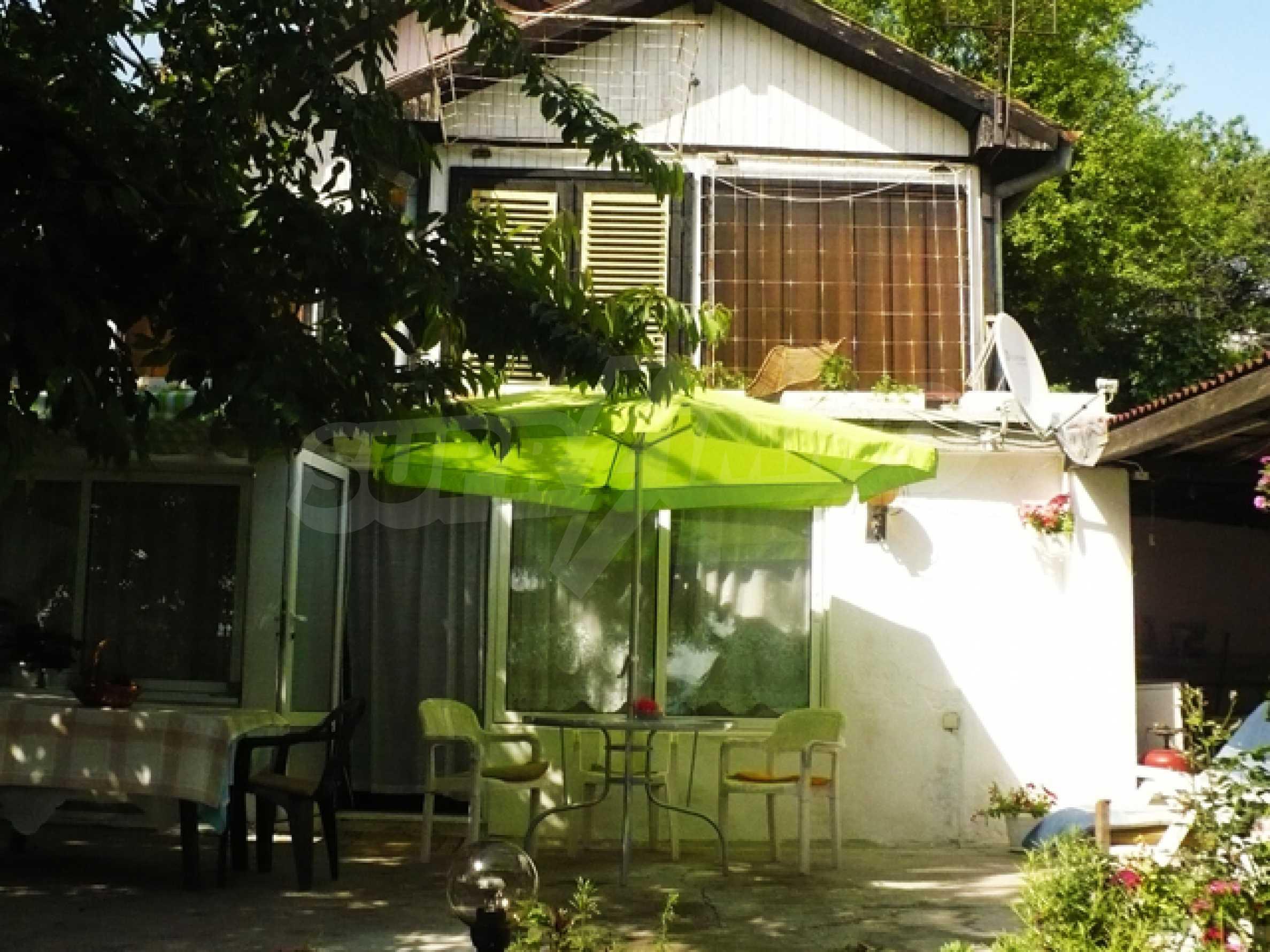 2-storey villa for sale in Goldfish area near Balchik
