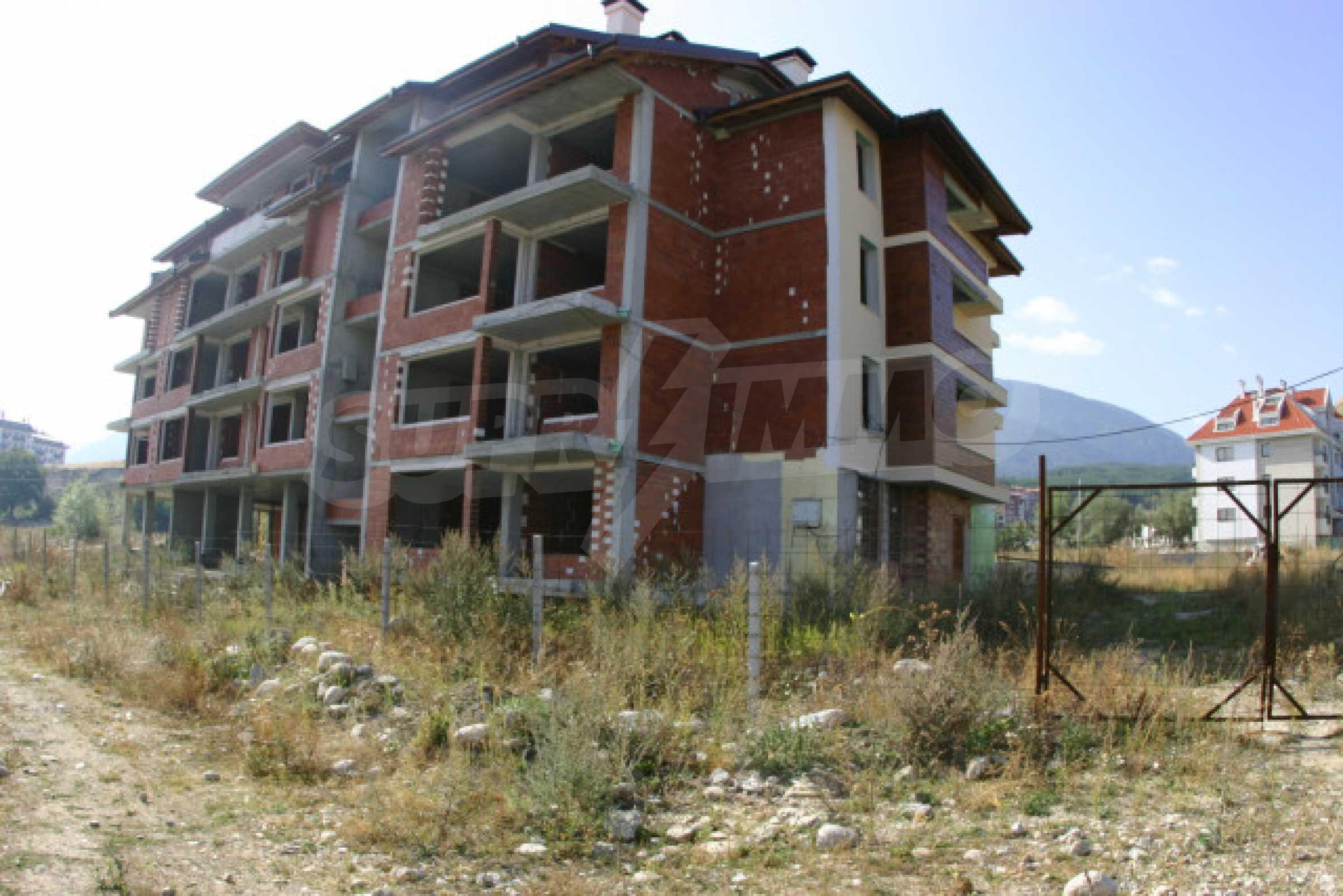 """Das Gebäude befindet sich in der Phase """"Rohbau"""" 6"""