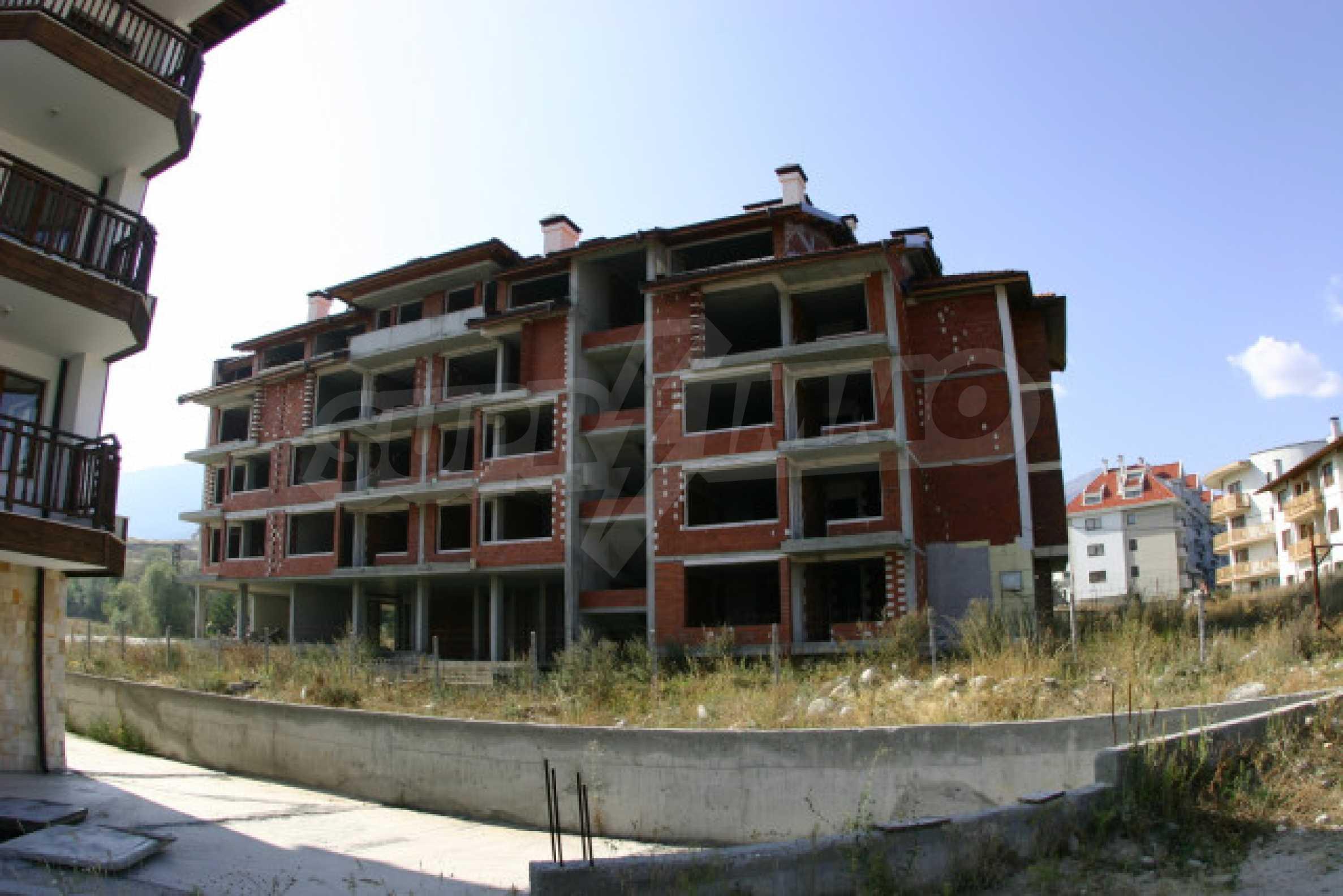 """Das Gebäude befindet sich in der Phase """"Rohbau"""" 7"""