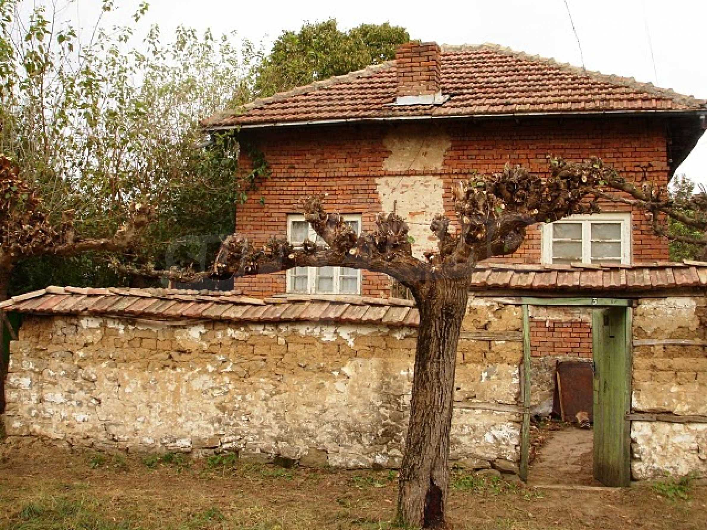 Typical village house for sale