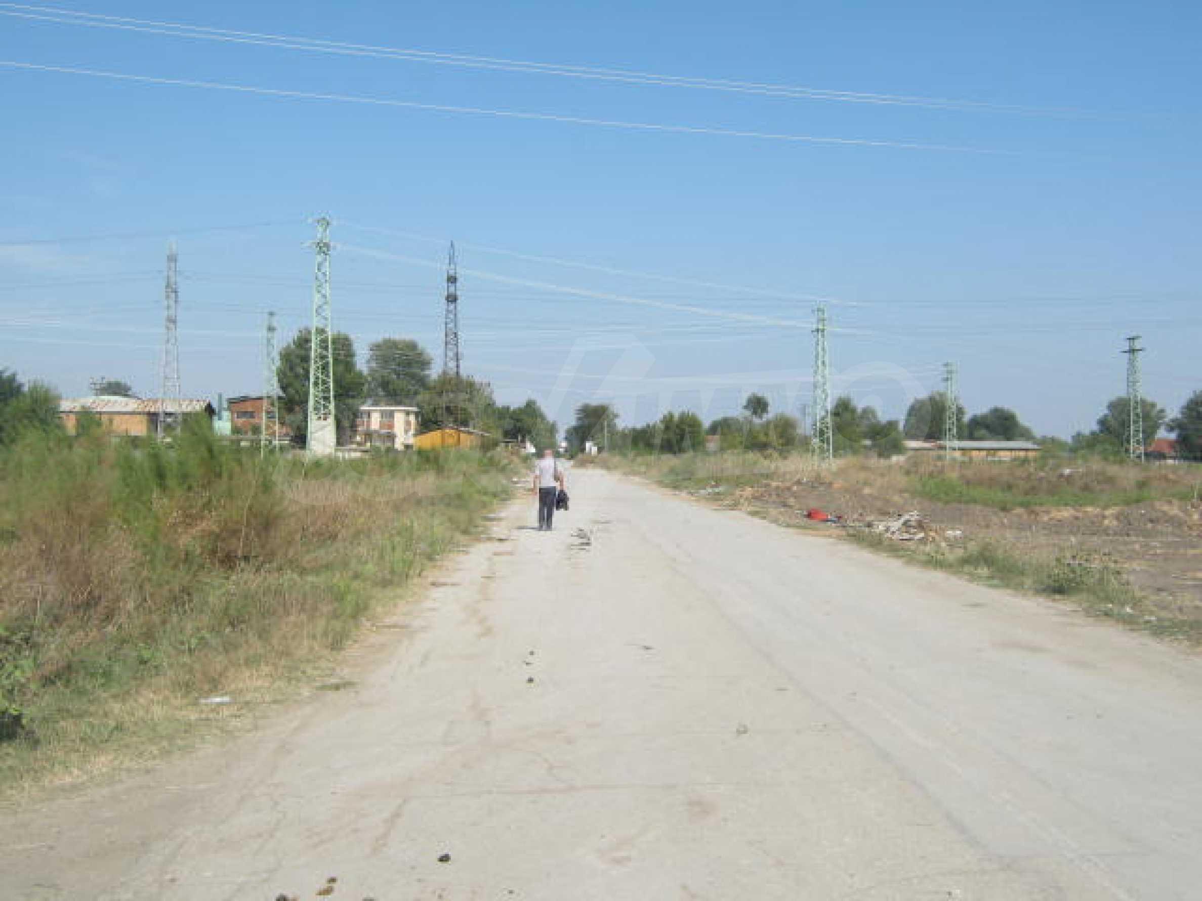 Продажа земли в г. Видин 2