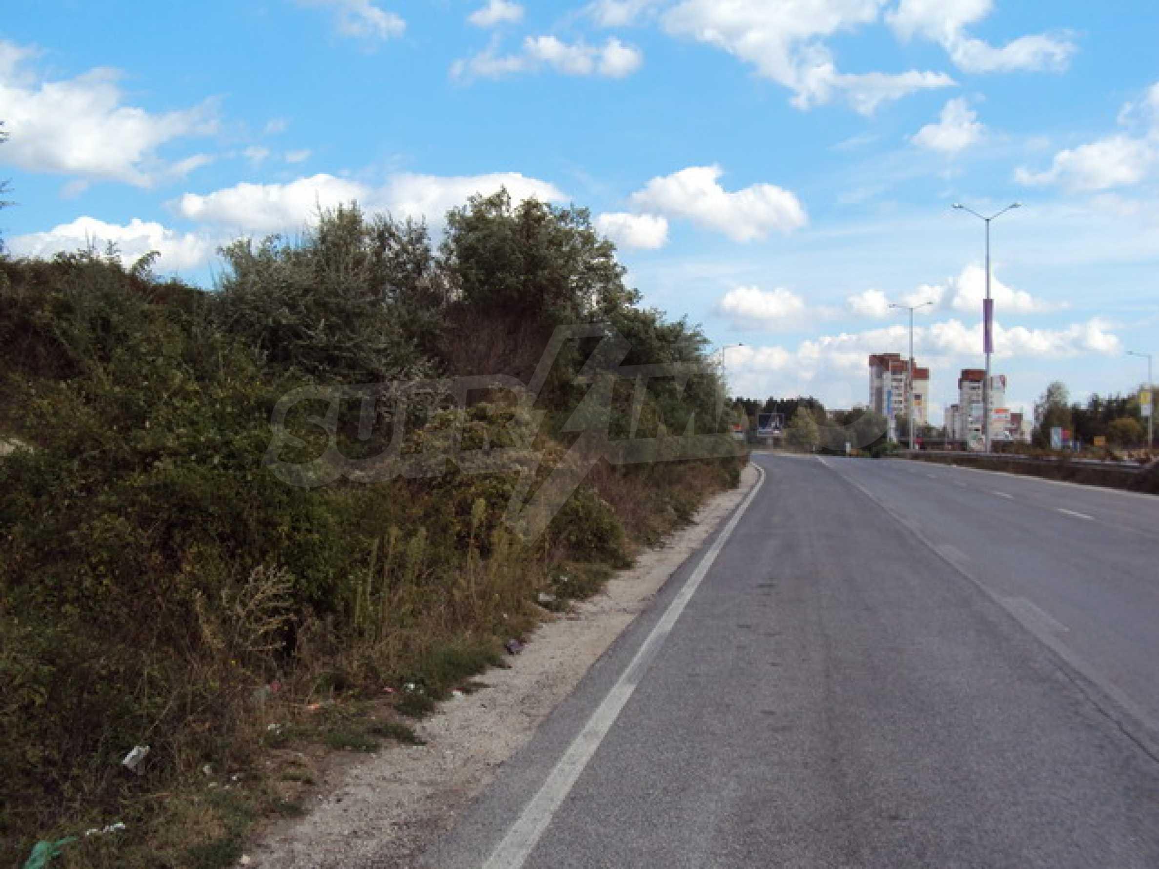 Plot for commercial development 11