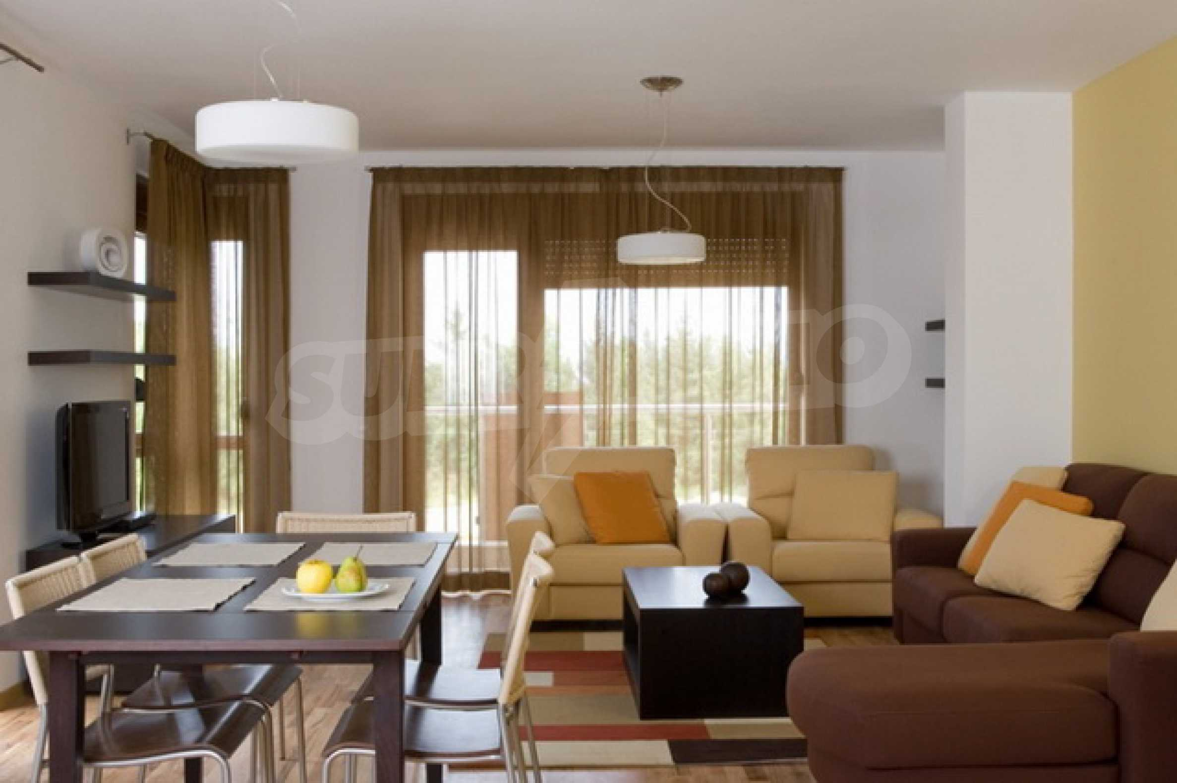 Апартамент Бояна 4