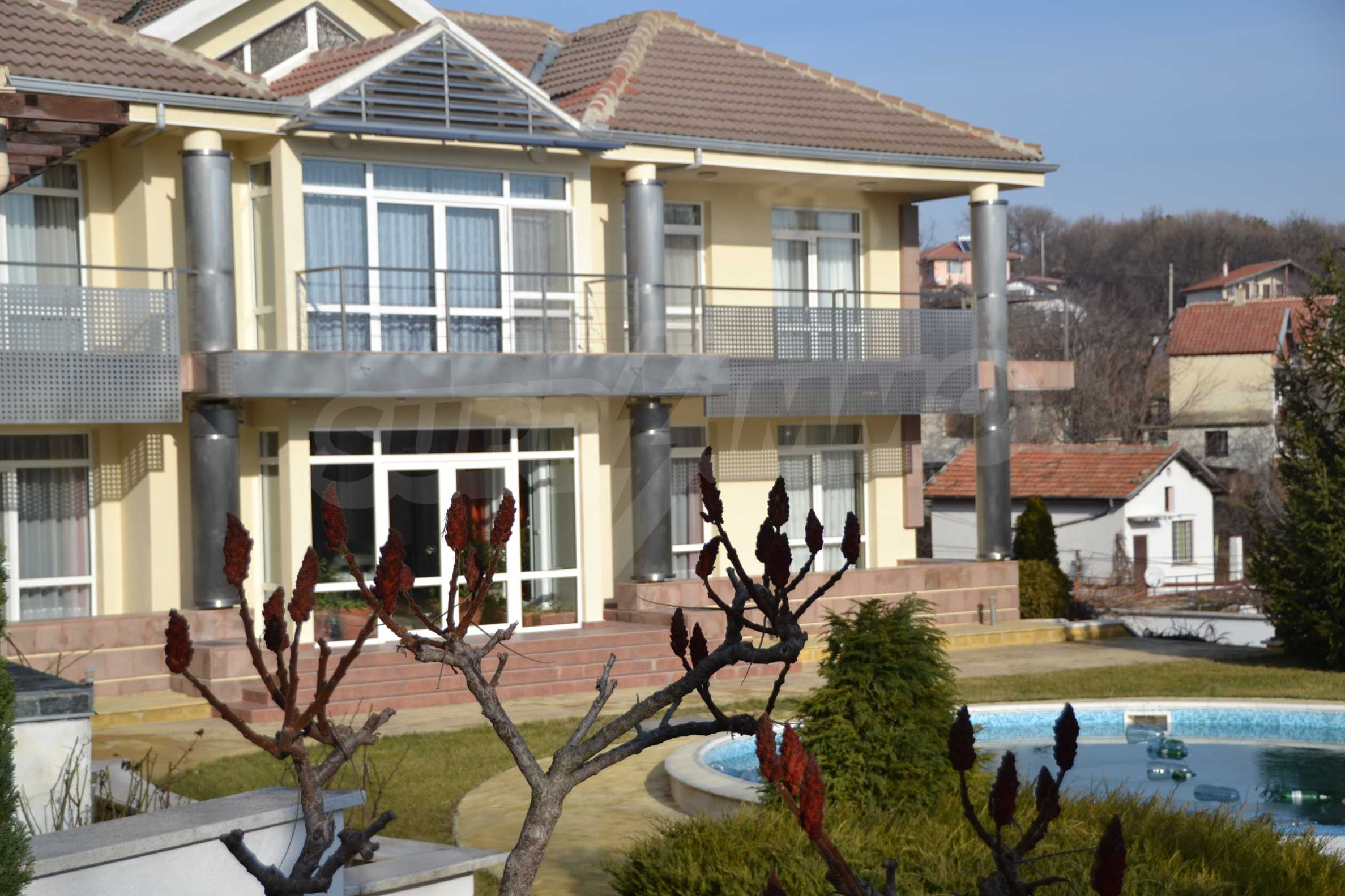 Majestic estate close to Varna