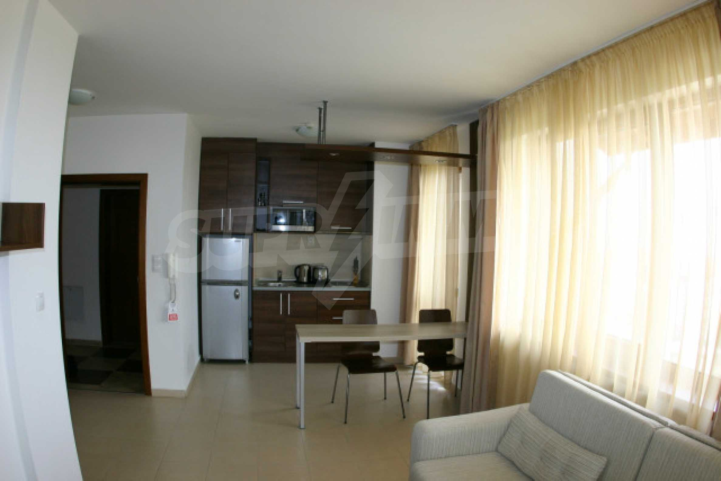Двухкомнатная квартира в г. Банско 3