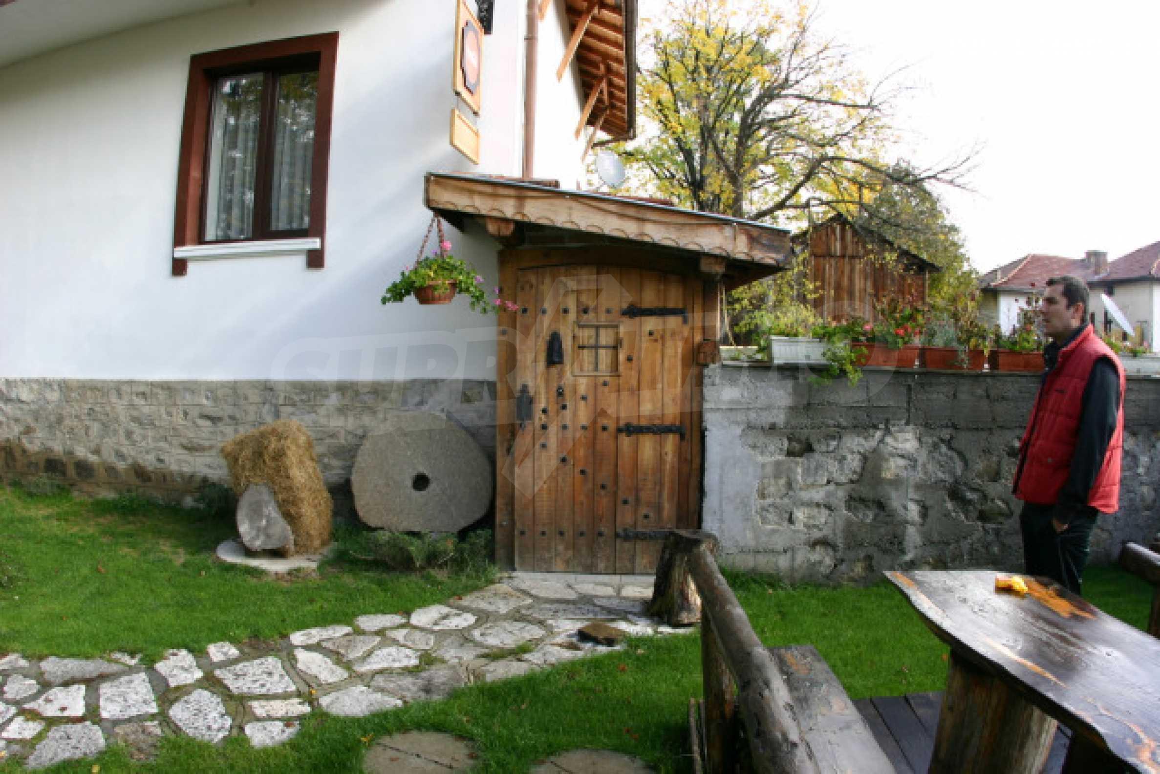 Villa Philip in der Nähe von Bansko 30