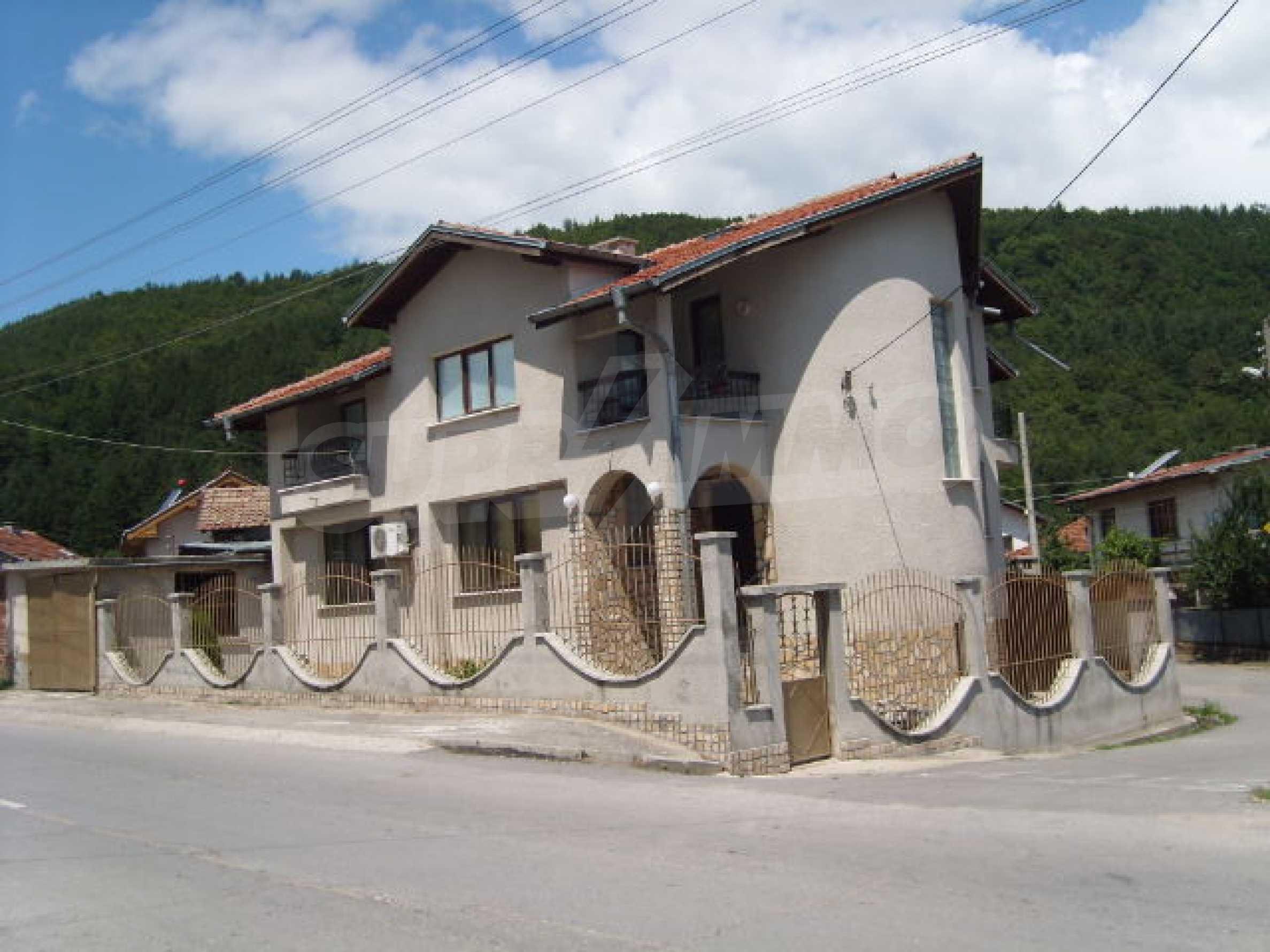 Новый дом рядом с курортом Боровец